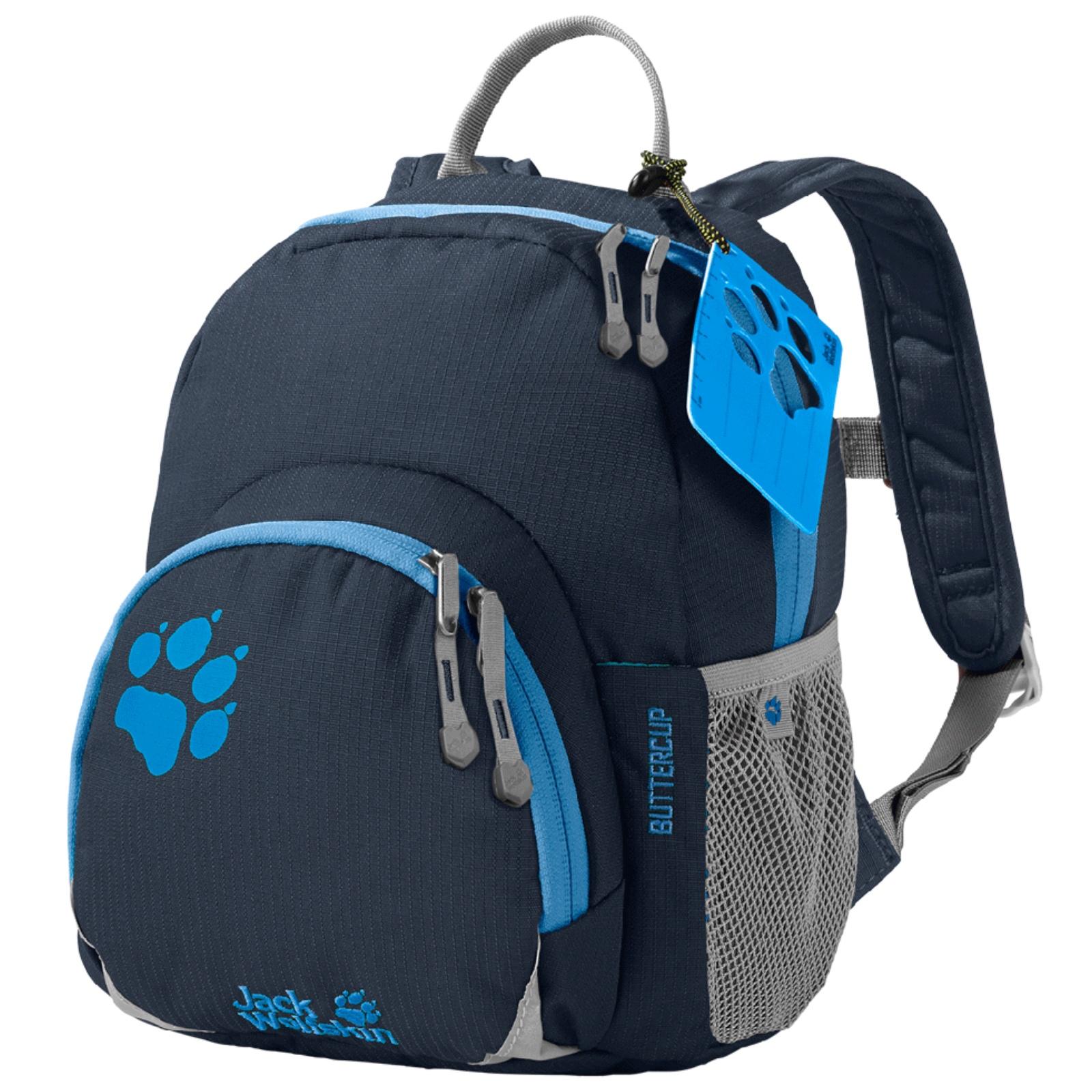 Dětský batoh JACK WOLFSKIN Buttercup - tmavě modrý