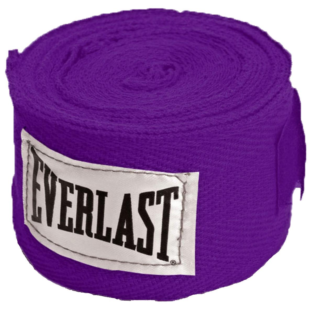Bandáže EVERLAST 2,75 m - fialové