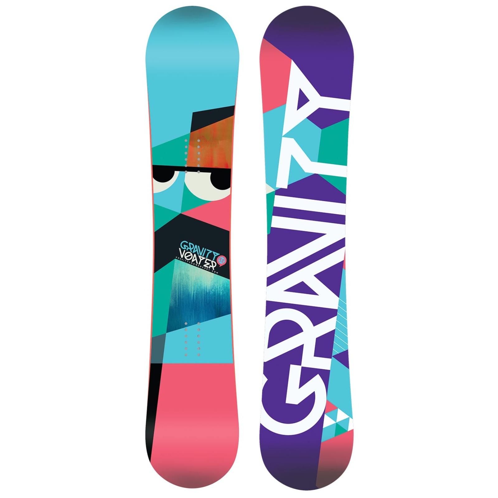 Snowboard GRAVITY Voayer - vel. 140