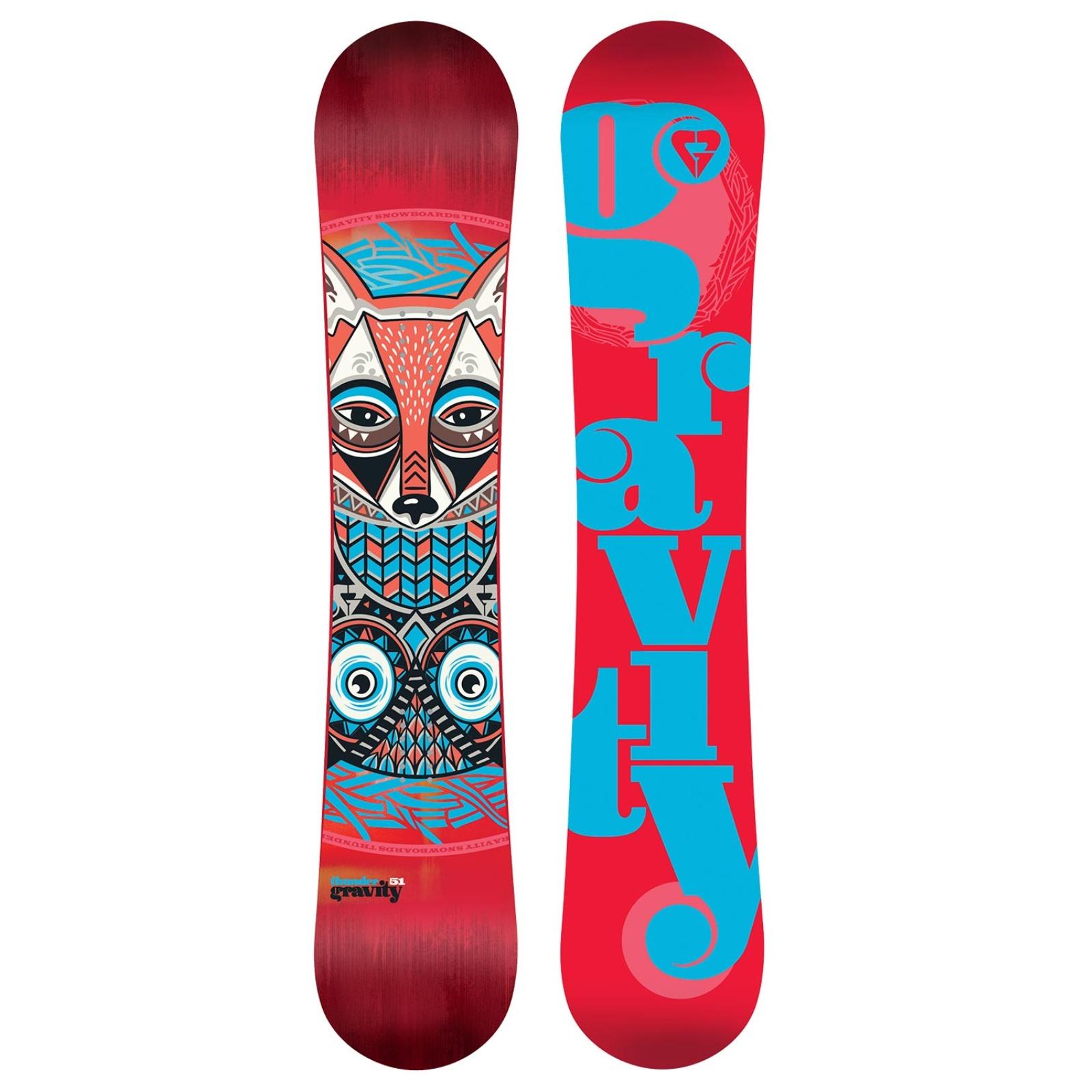 Snowboard GRAVITY Thunder - vel. 145