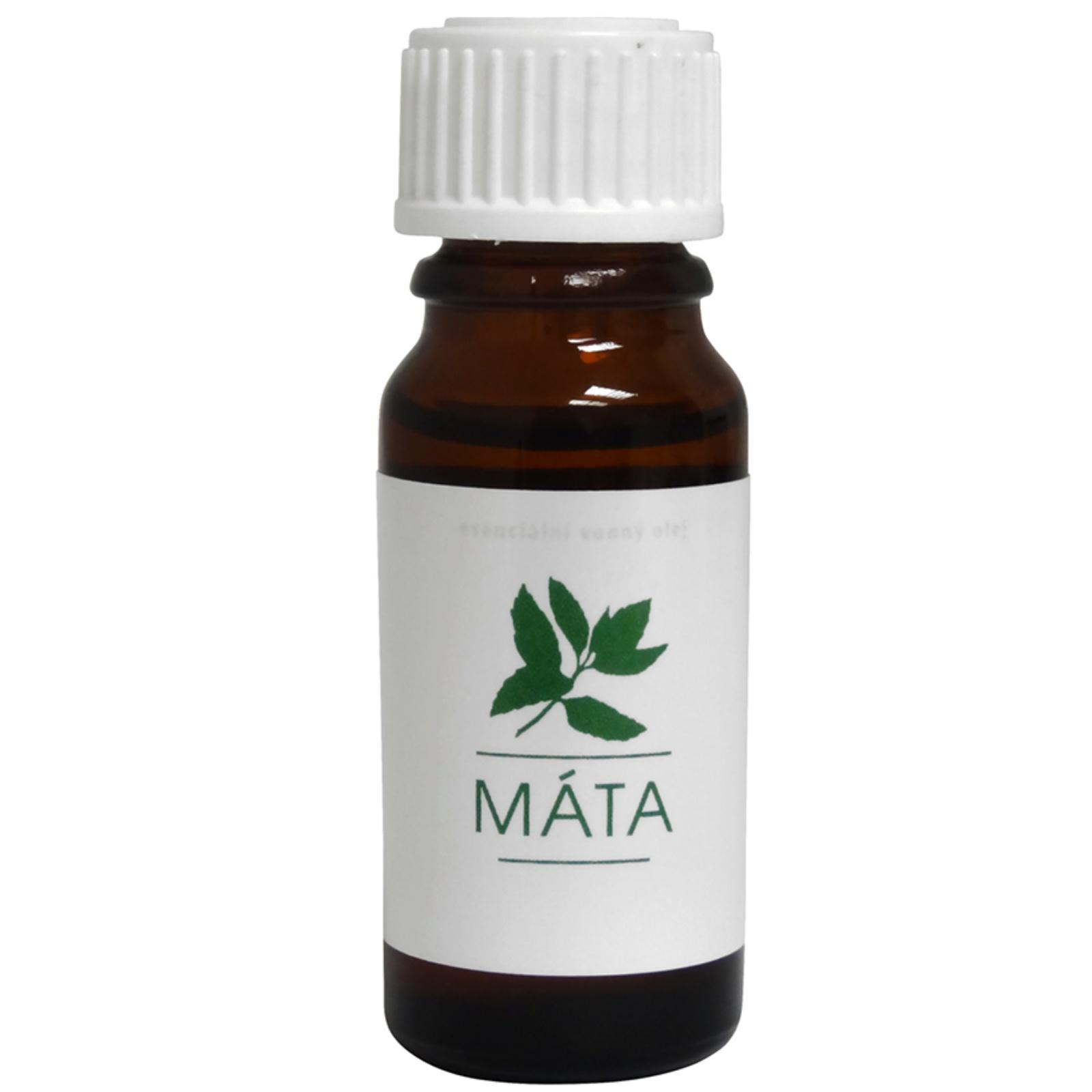 Esenciální saunový vonný olej HANSCRAFT 10ml - Máta