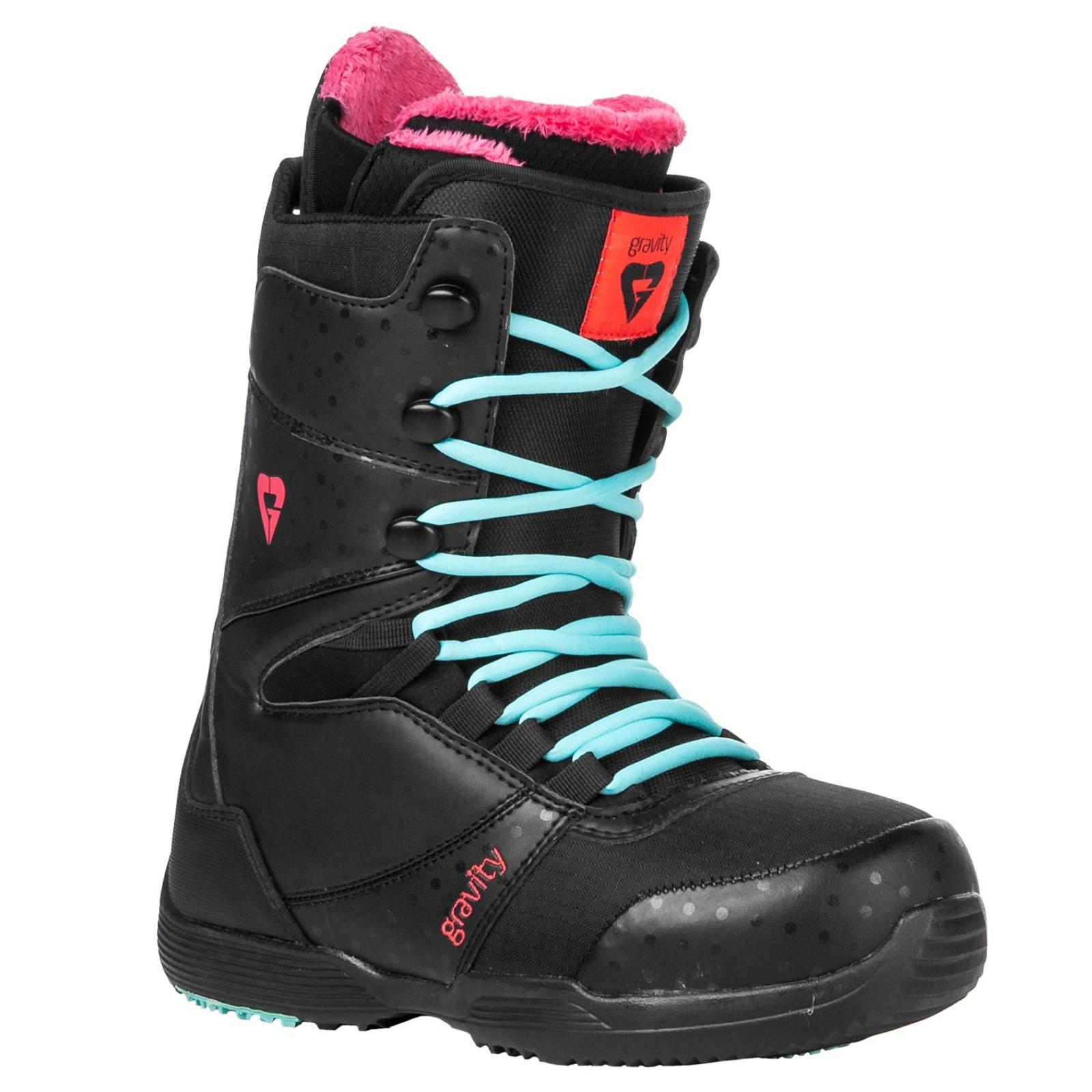 Boty na snowboard GRAVITY Sage dámské - vel. 38,5
