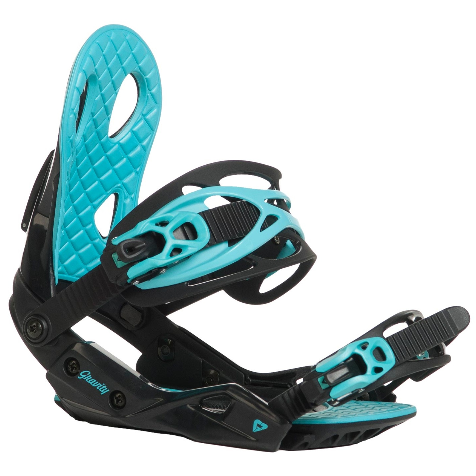 Snowboard vázání GRAVITY G2 dámské modré - vel. L