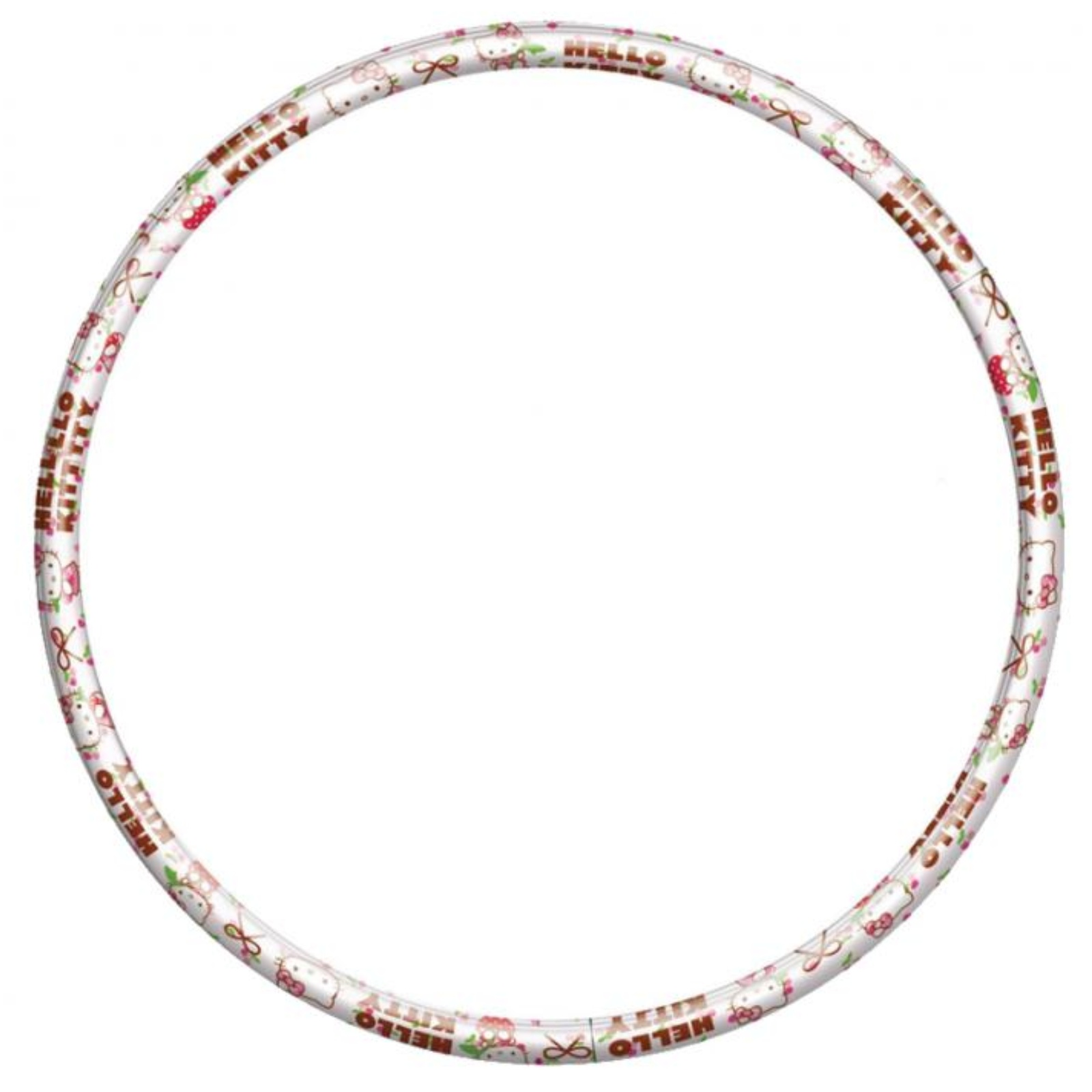Gymnastický kruh Hula Hop MONDO 80 cm Hello Kitty