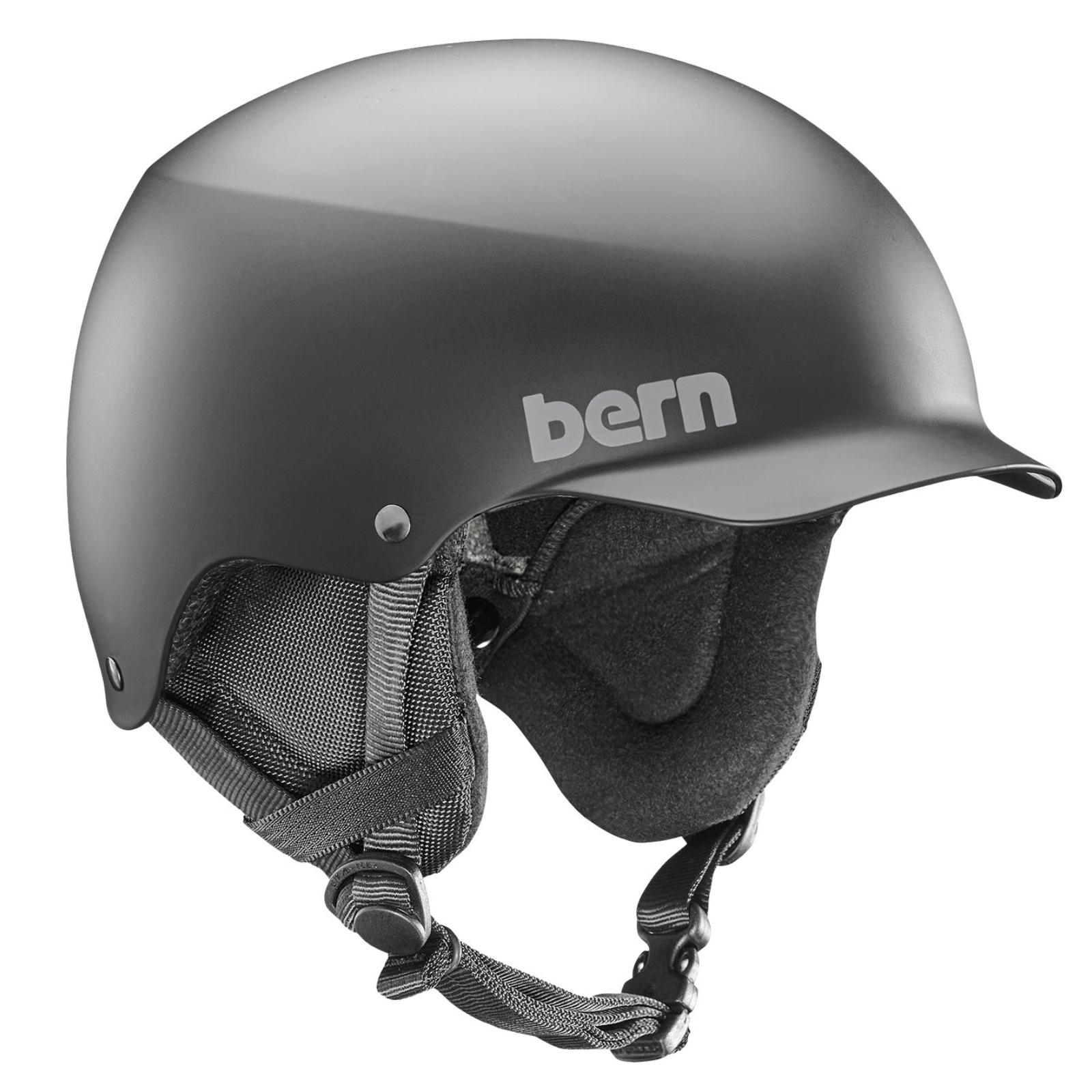 Helma BERN Team Baker pánská černá - vel. S