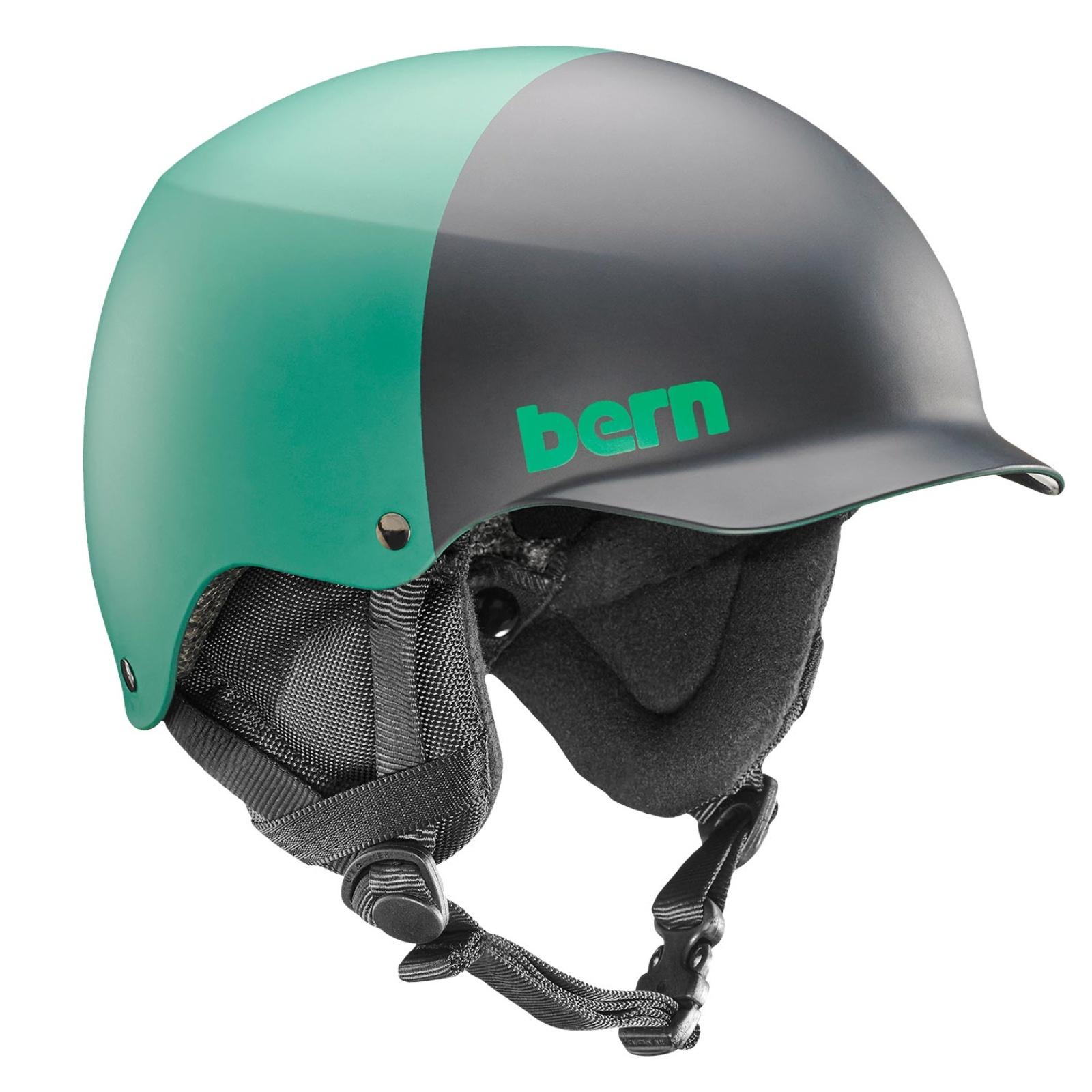 Helma BERN Team Baker pánská zelená - vel. L