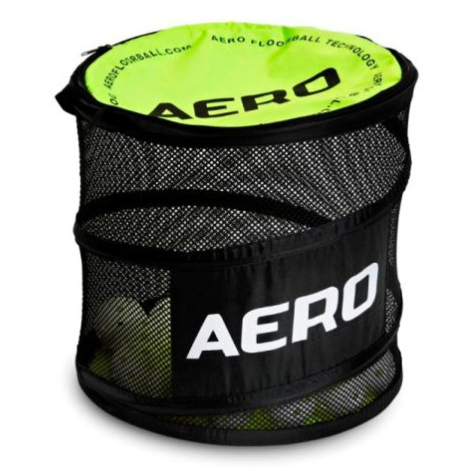 Florbalový vak SALMING Aero Ball Bag (Barrel)