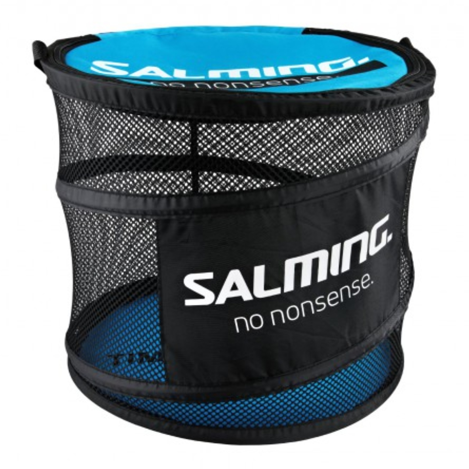 Florbalový vak SALMING Aero Ball Bag (Barrel) modrý