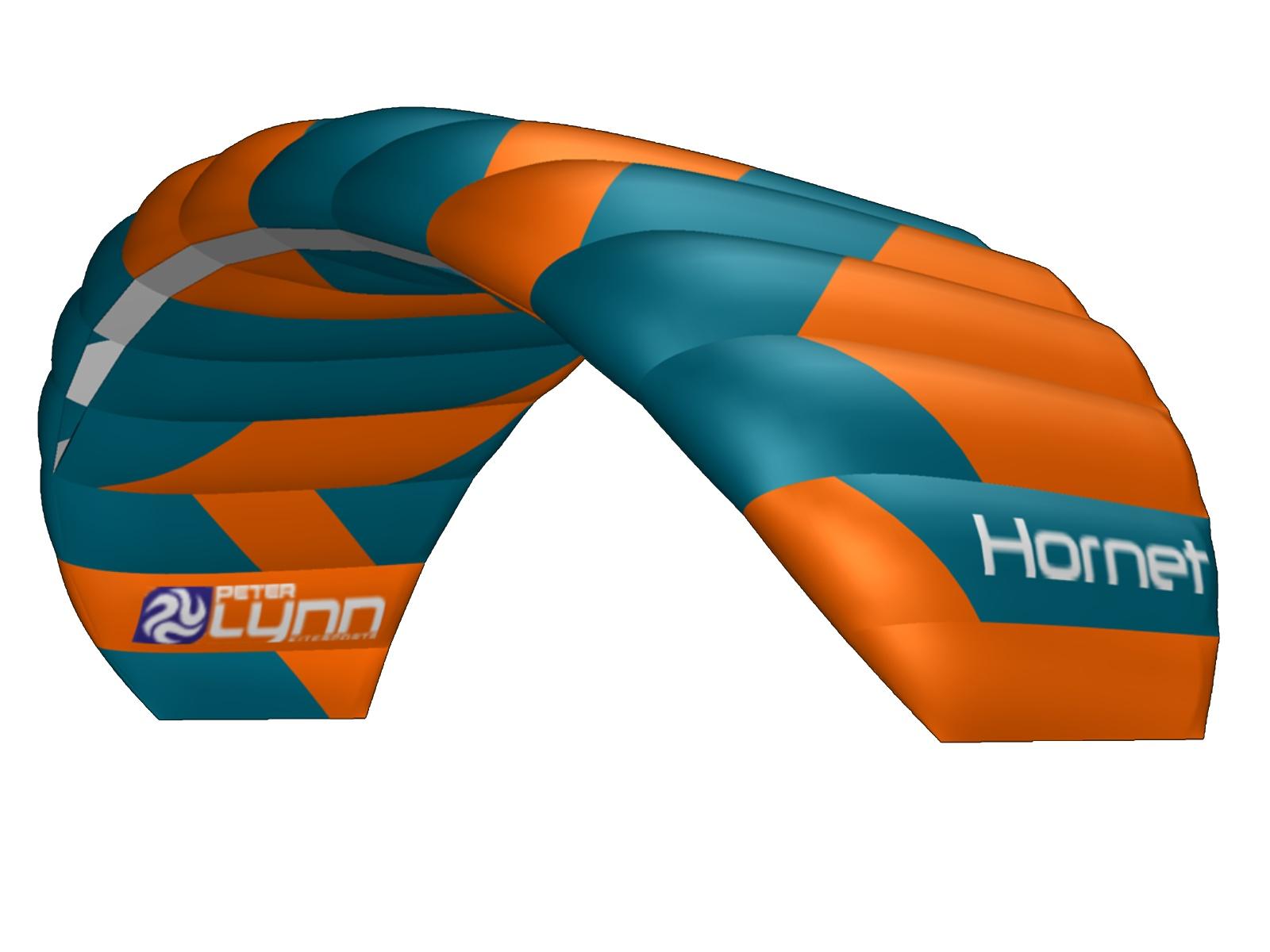 Kite komorový PETER LYNN Hornet - vel. 2 m ručky