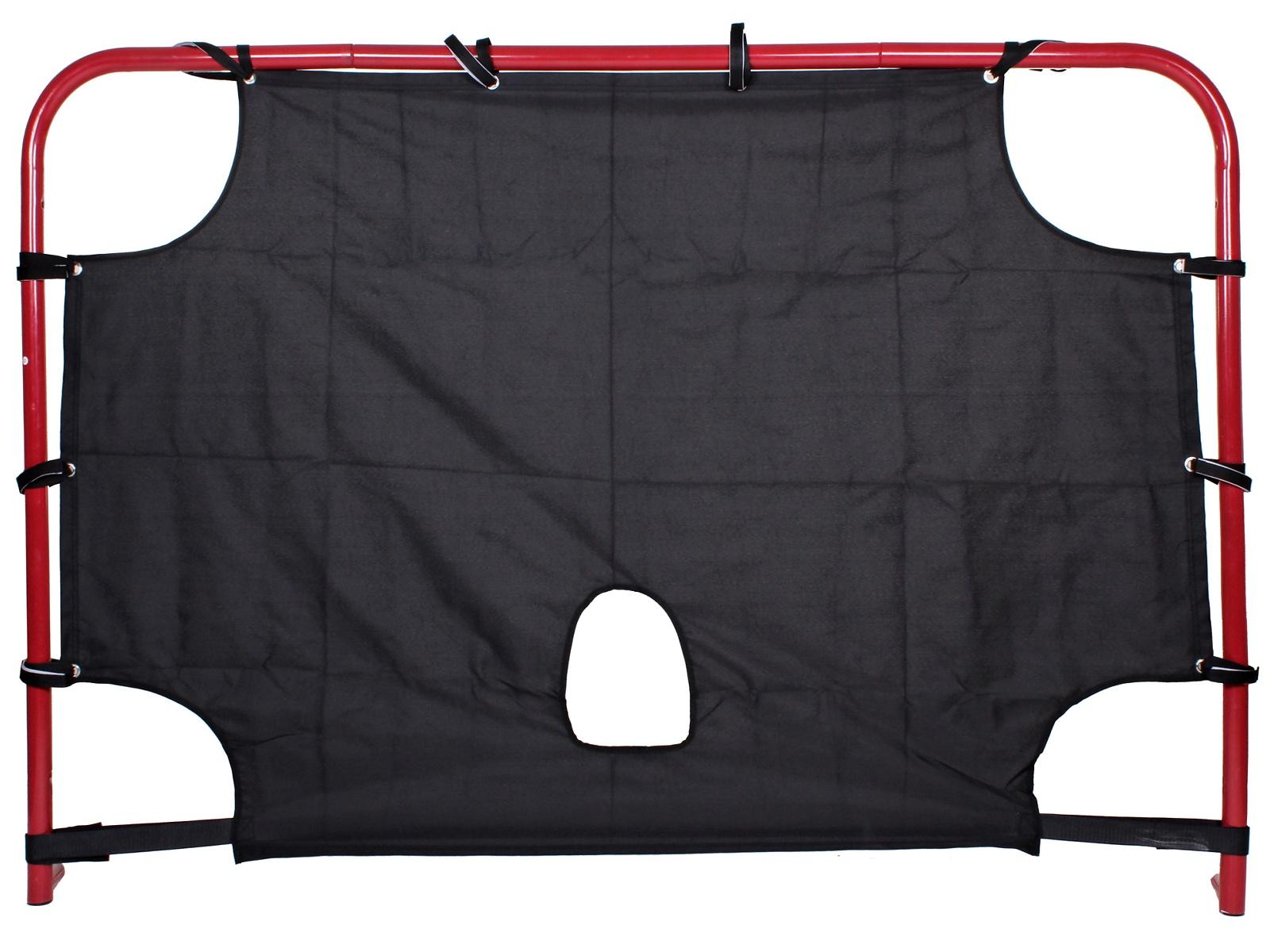Hokejová střelecká plachta MERCO Snapshot černá