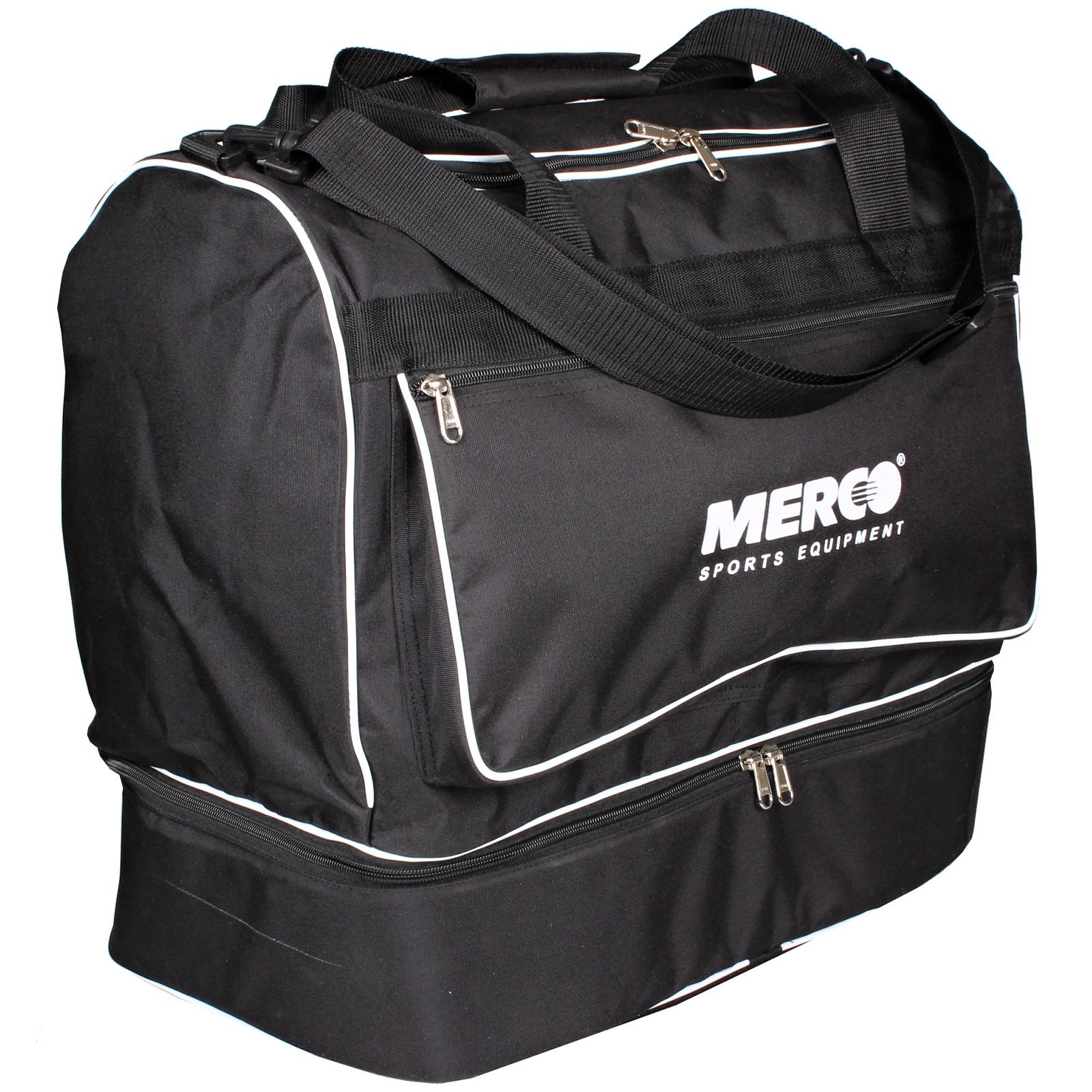 Sportovní taška MERCO černá