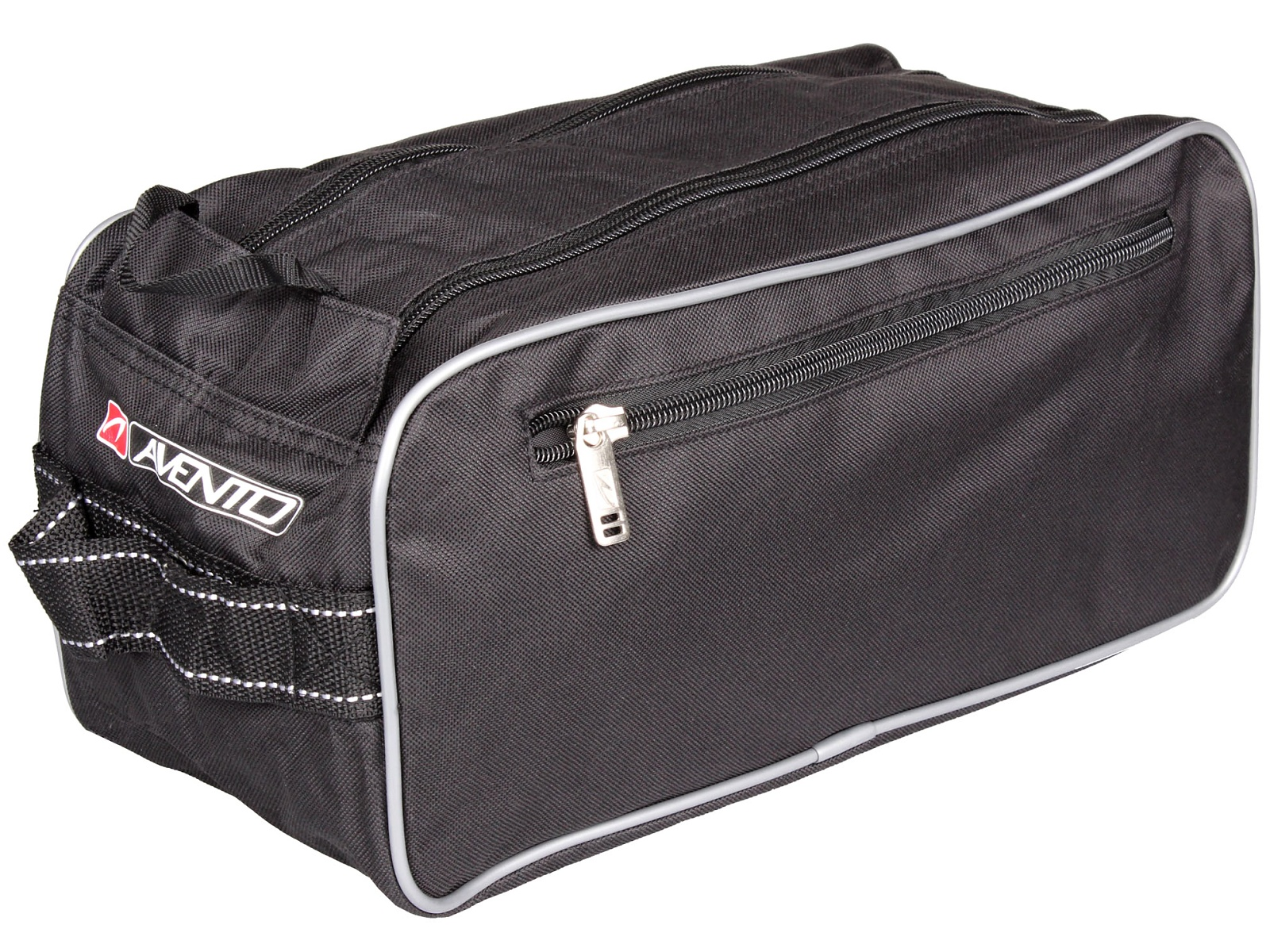 Sportovní taška na boty AVENTO 8L černá