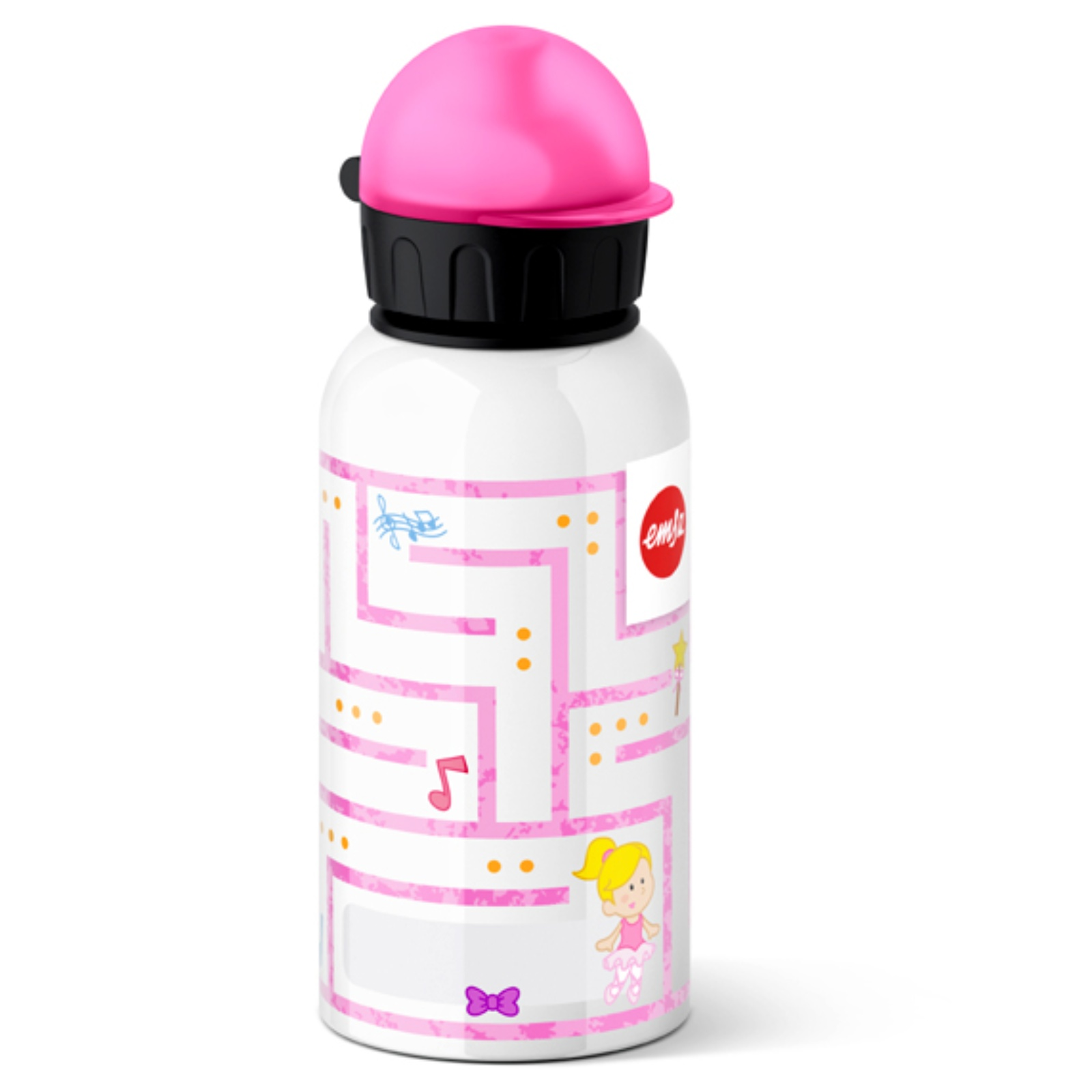 Dětská láhev EMSA labyrint 0,4 l