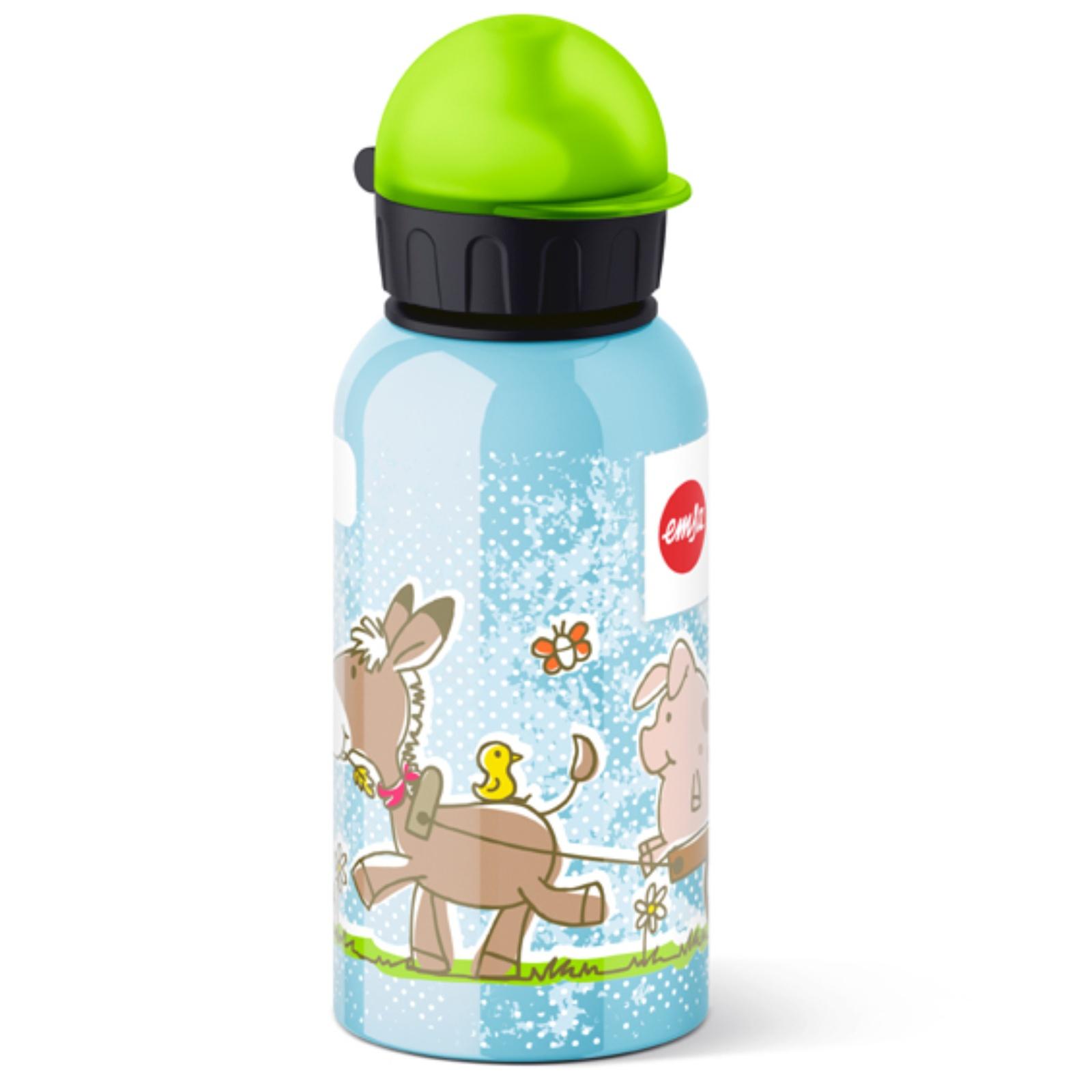 Dětská láhev EMSA zvířátka 0,4 l