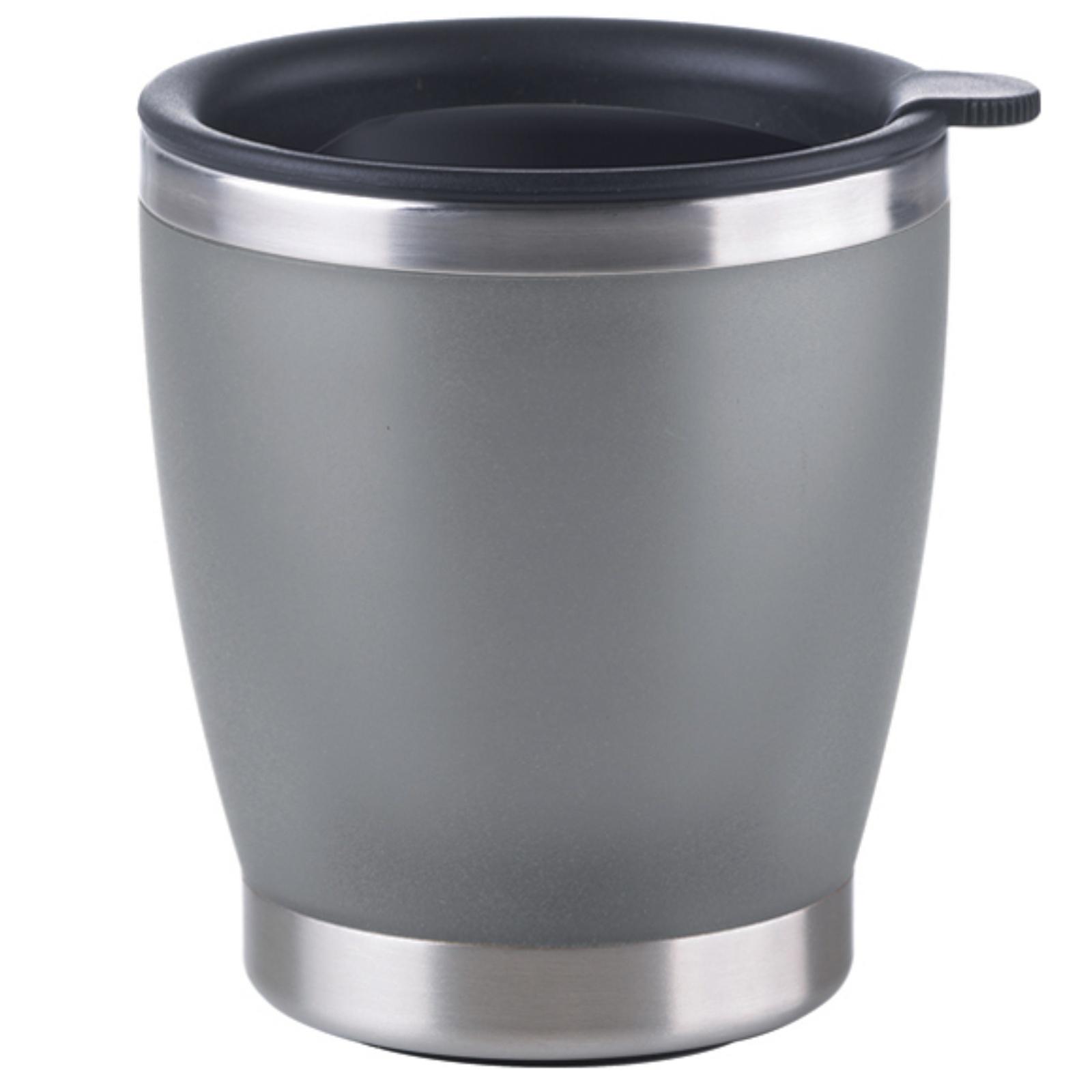 Termohrnek EMSA City Cup 0,2 l - stříbrný