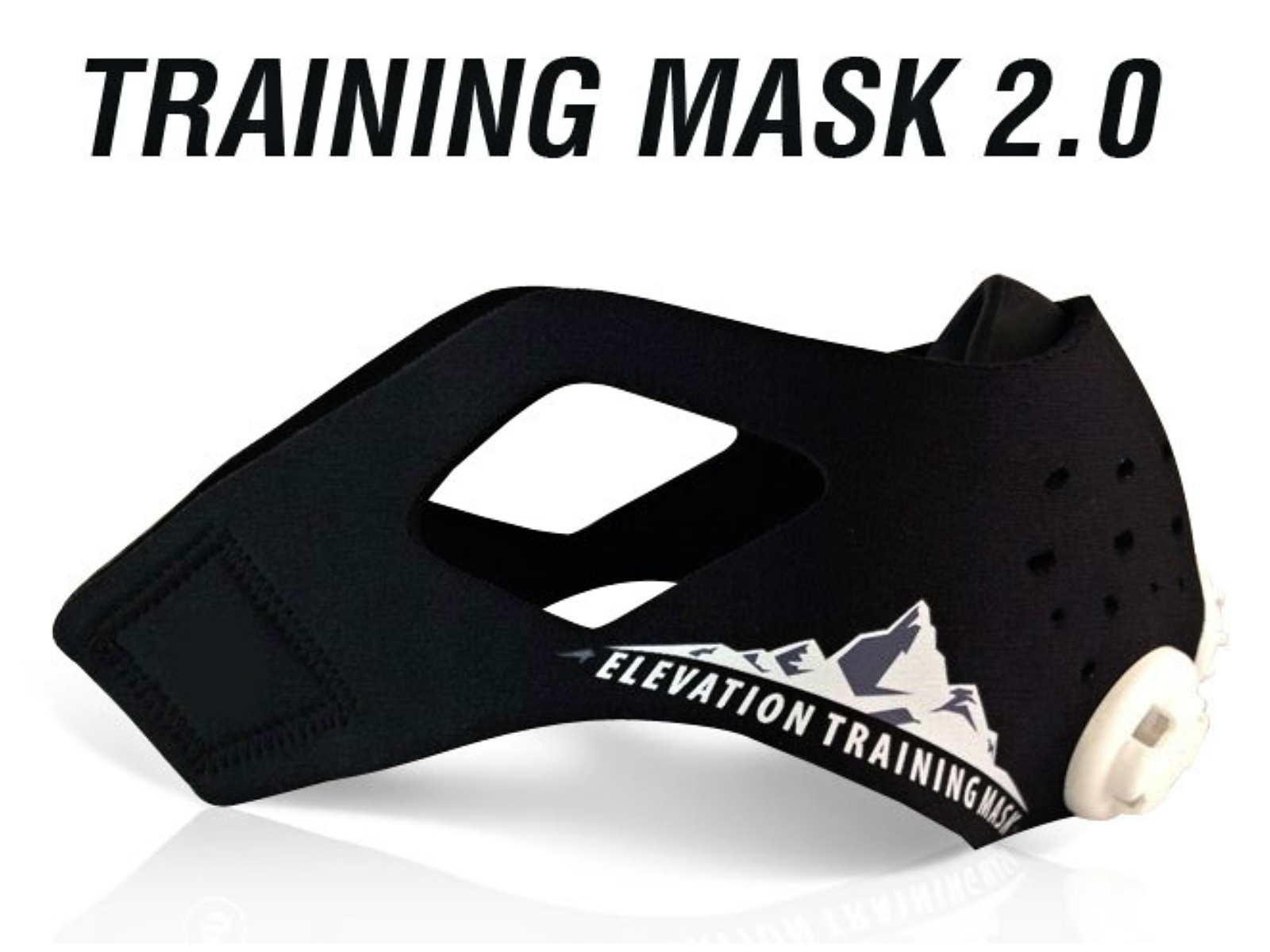 Tréninková maska ELEVATION Training Mask 2.0 vel. L