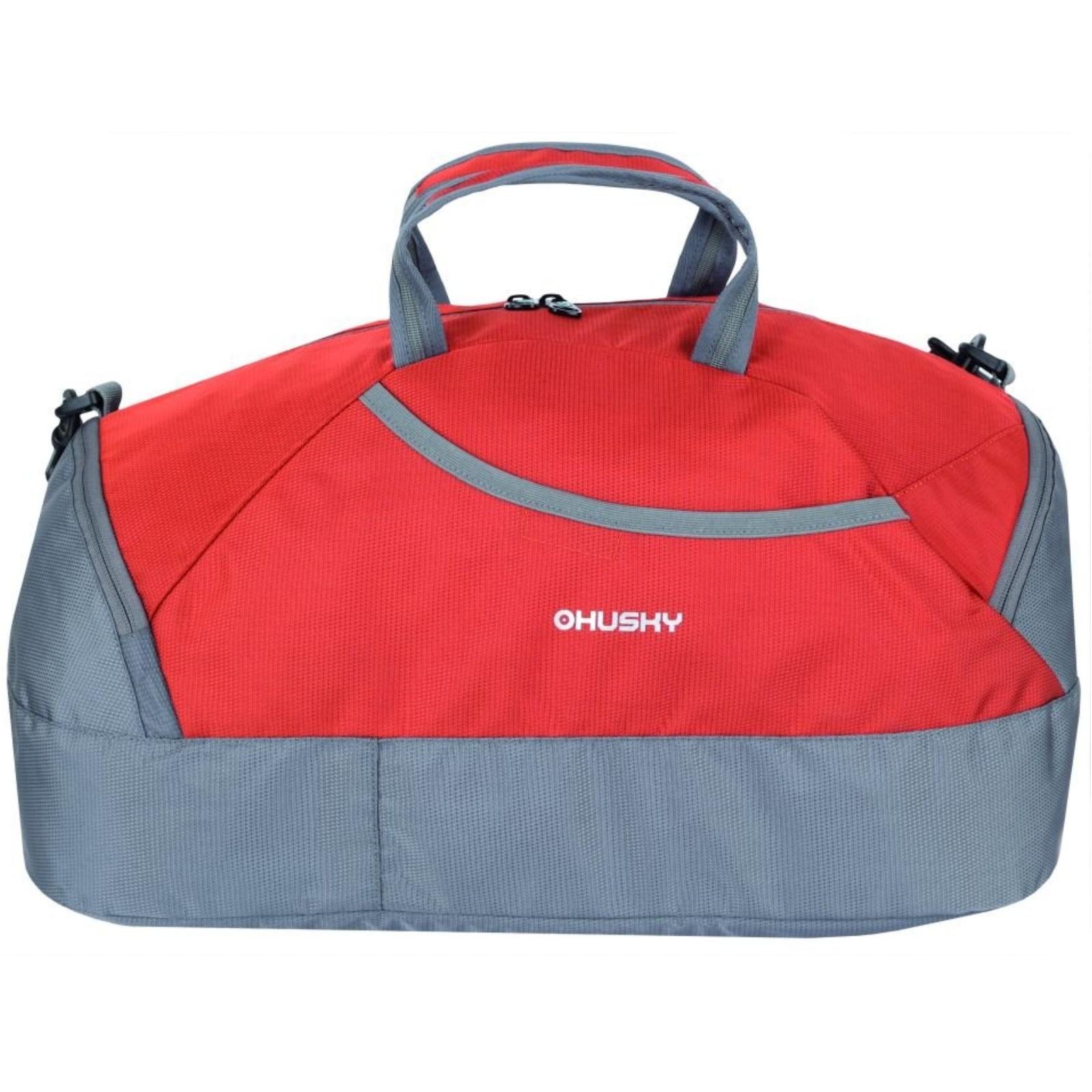 Sportovní taška HUSKY Tally 40 l oranžová