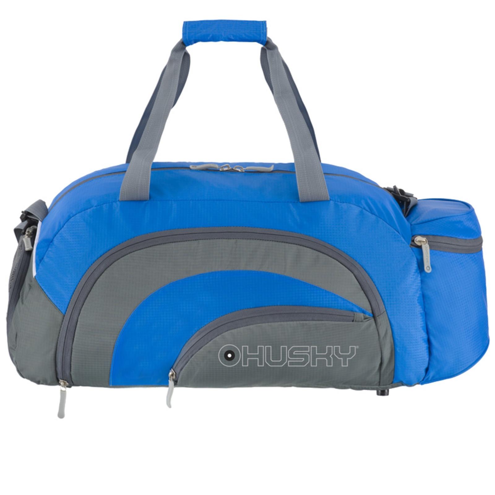Sportovní taška HUSKY Glade 38 l modrá