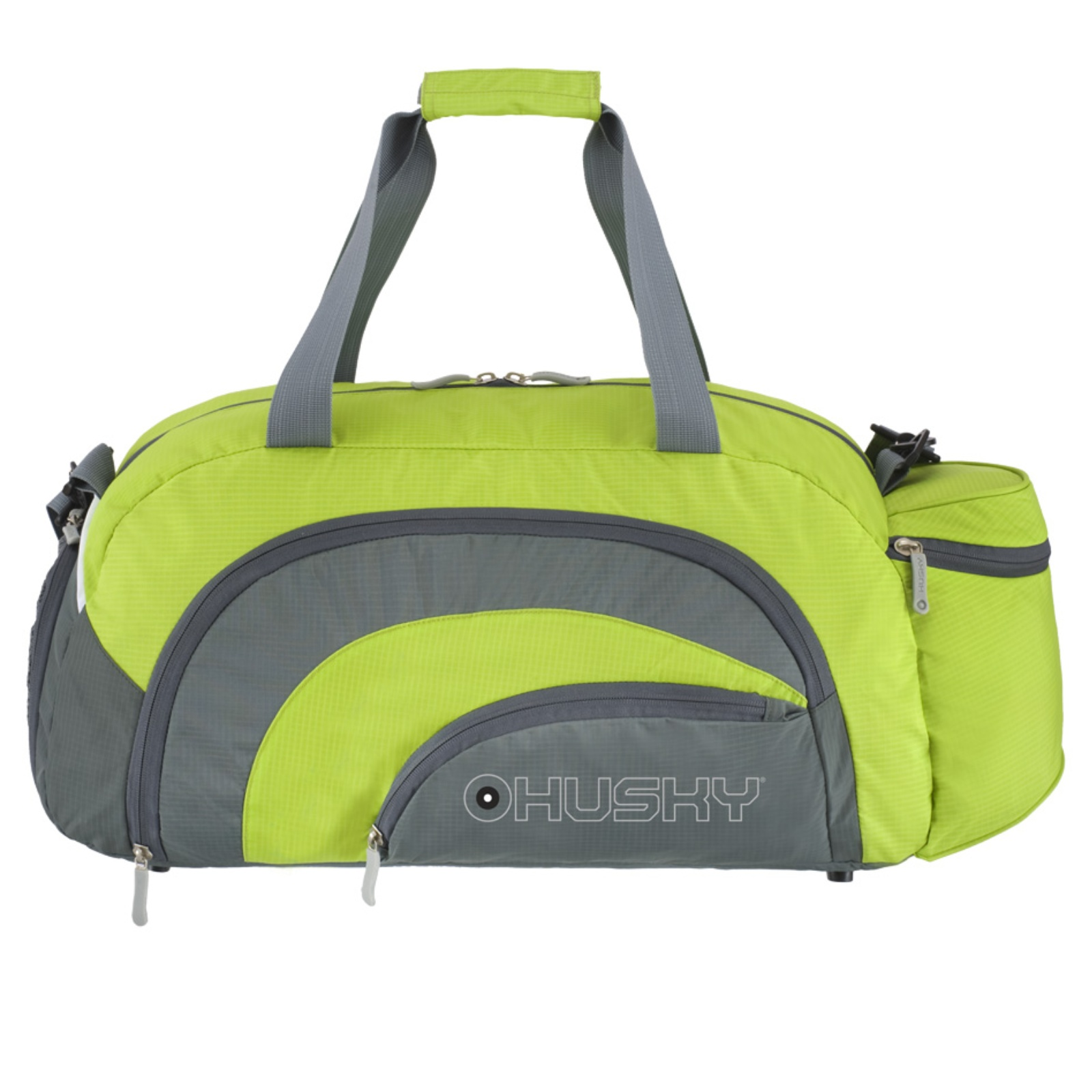 Sportovní taška HUSKY Glade 38 l zelená