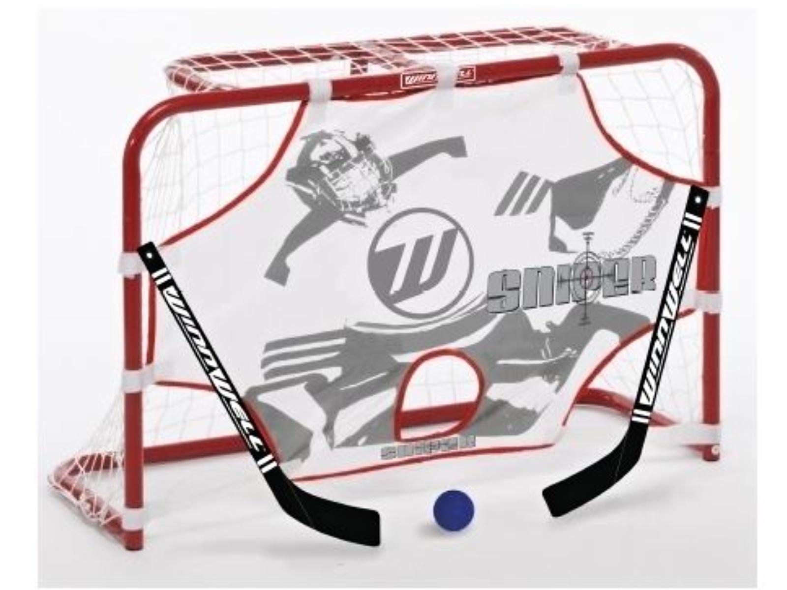 Dětská hokejová skládací branka Mini set 32
