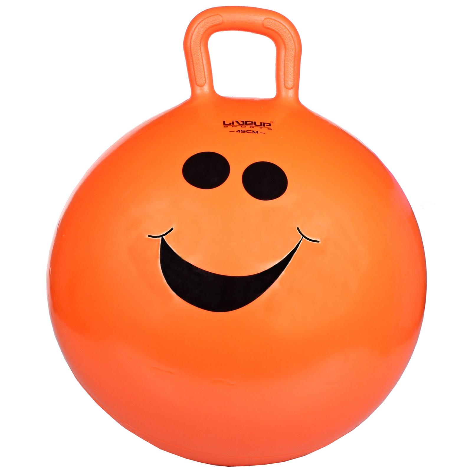 Skákací míč Hopping Ball 45 cm dětský, včetně pumpičky