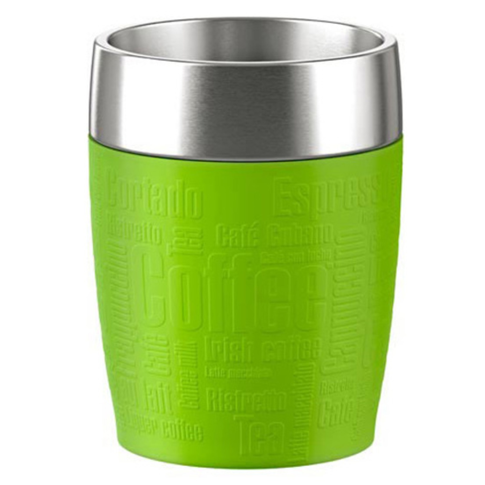 Termohrnek EMSA Travel Cup 0,2 l - limetkový
