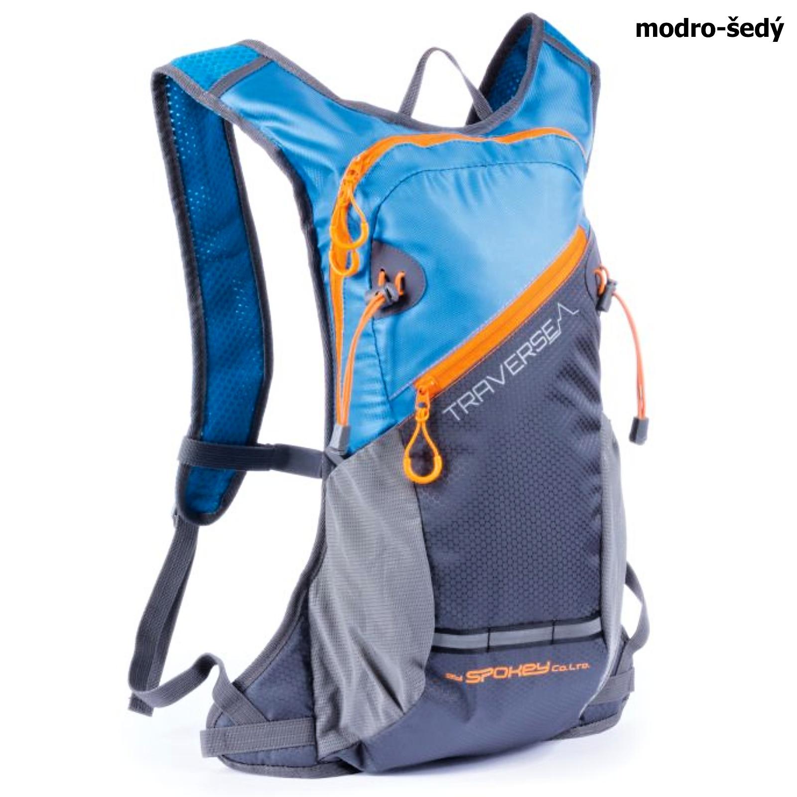Batoh SPOKEY Traverse 7L modro-šedý