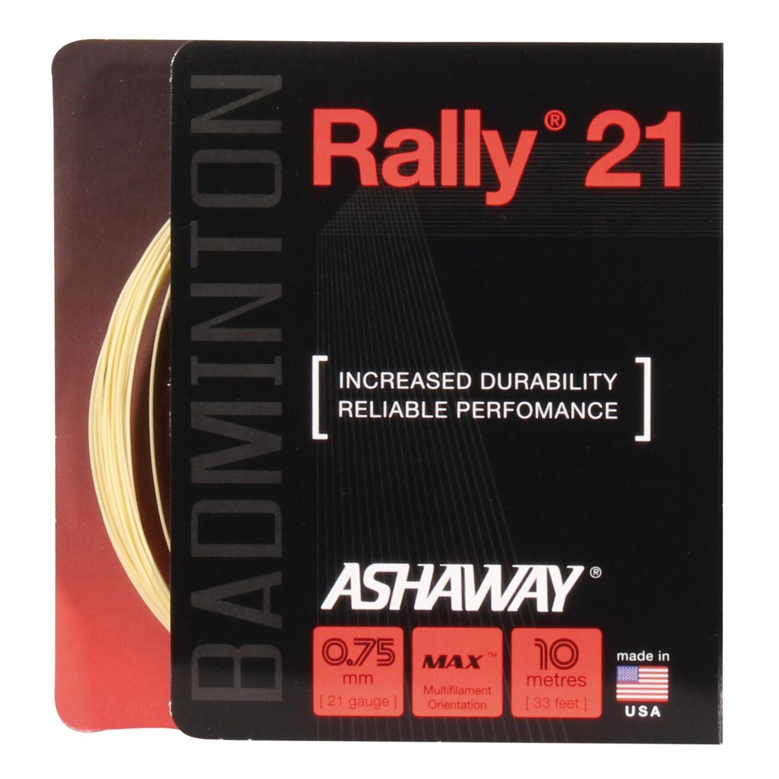 Badmintonový výplet ASHAWAY Rally 21 - set