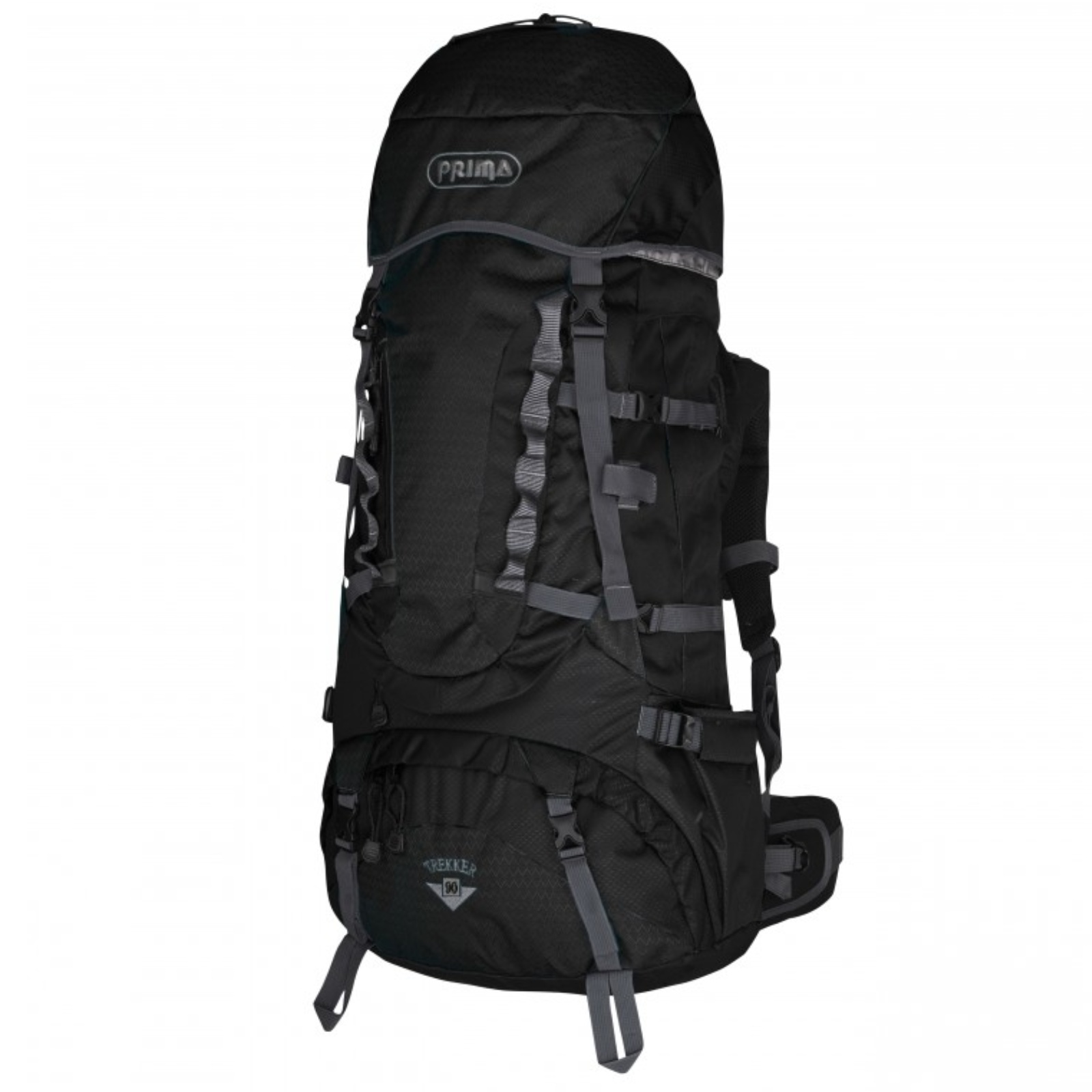 Batoh PRIMA Trekker 90 - černý
