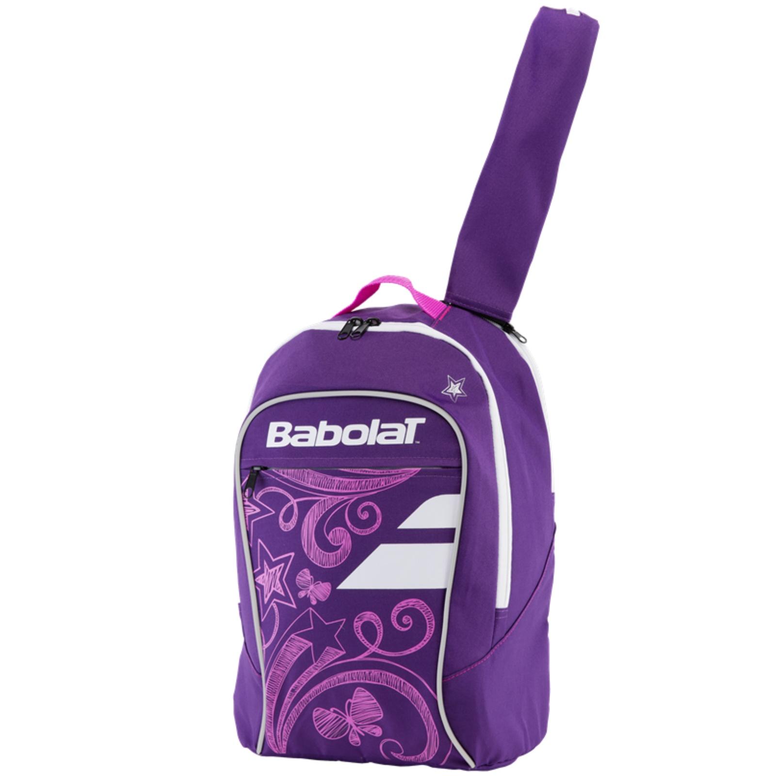 Tenisová taška BABOLAT Club Line Backpack 2017 - fialový