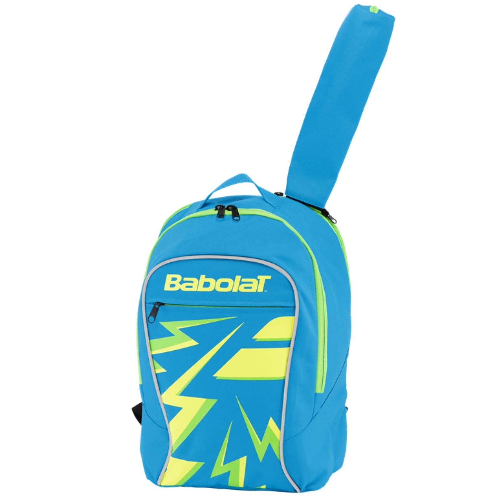 Tenisová taška BABOLAT Club Line Backpack 2017 - modrý