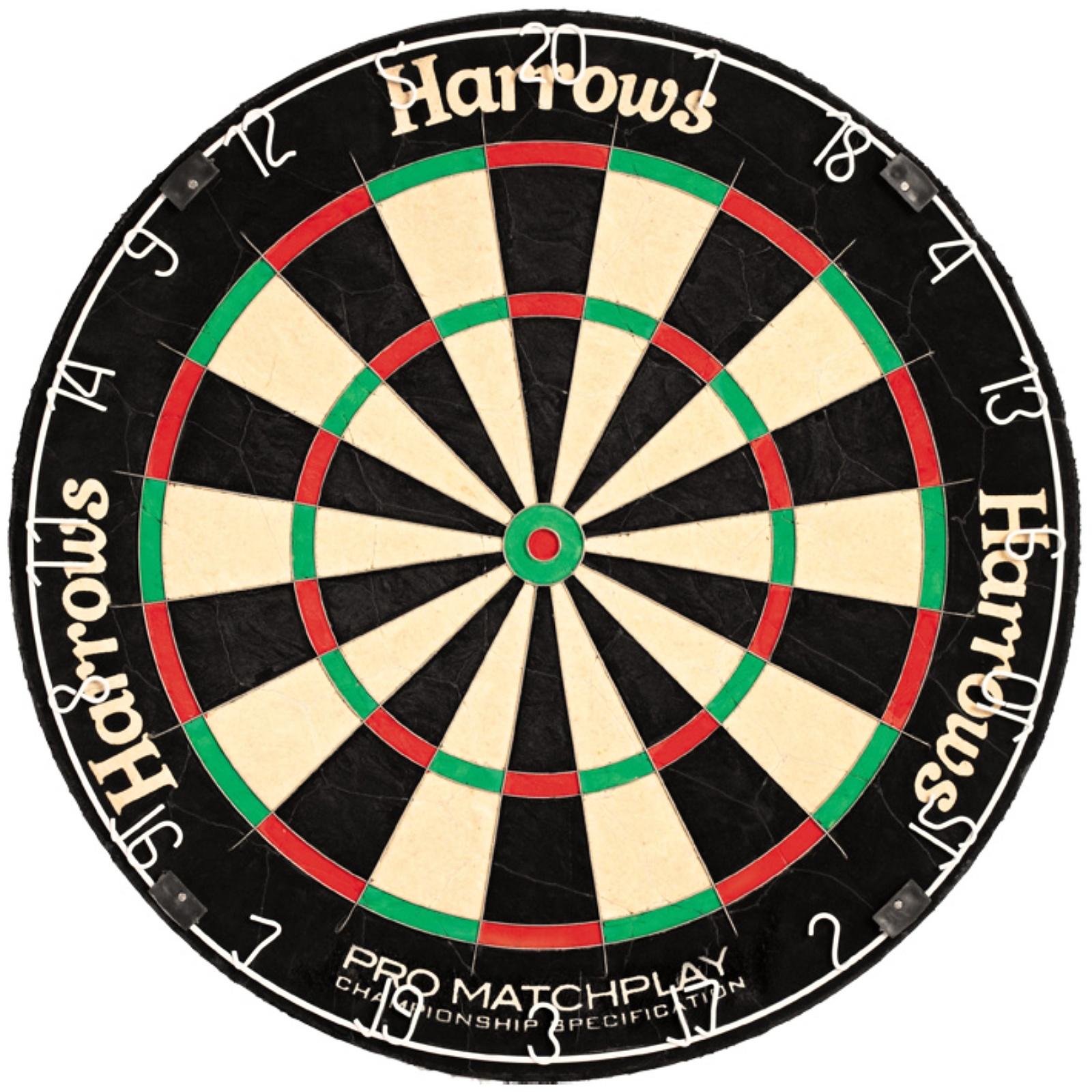 Sisálový terč HARROWS Pro Matchplay Board