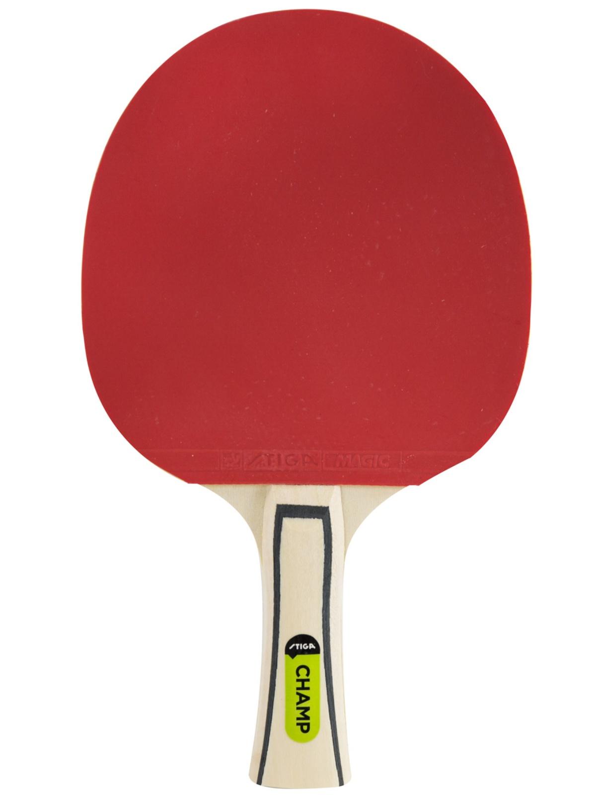 Set na stolní tenis STIGA Champ 4 Bat 8 Ball