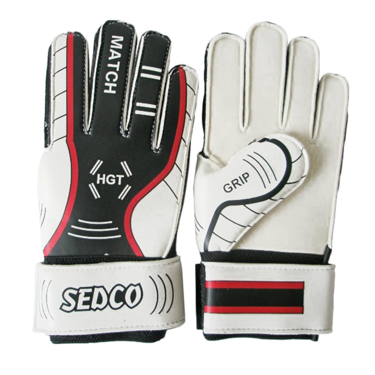 Fotbalové rukavice SEDCO brankářské - vel. 5