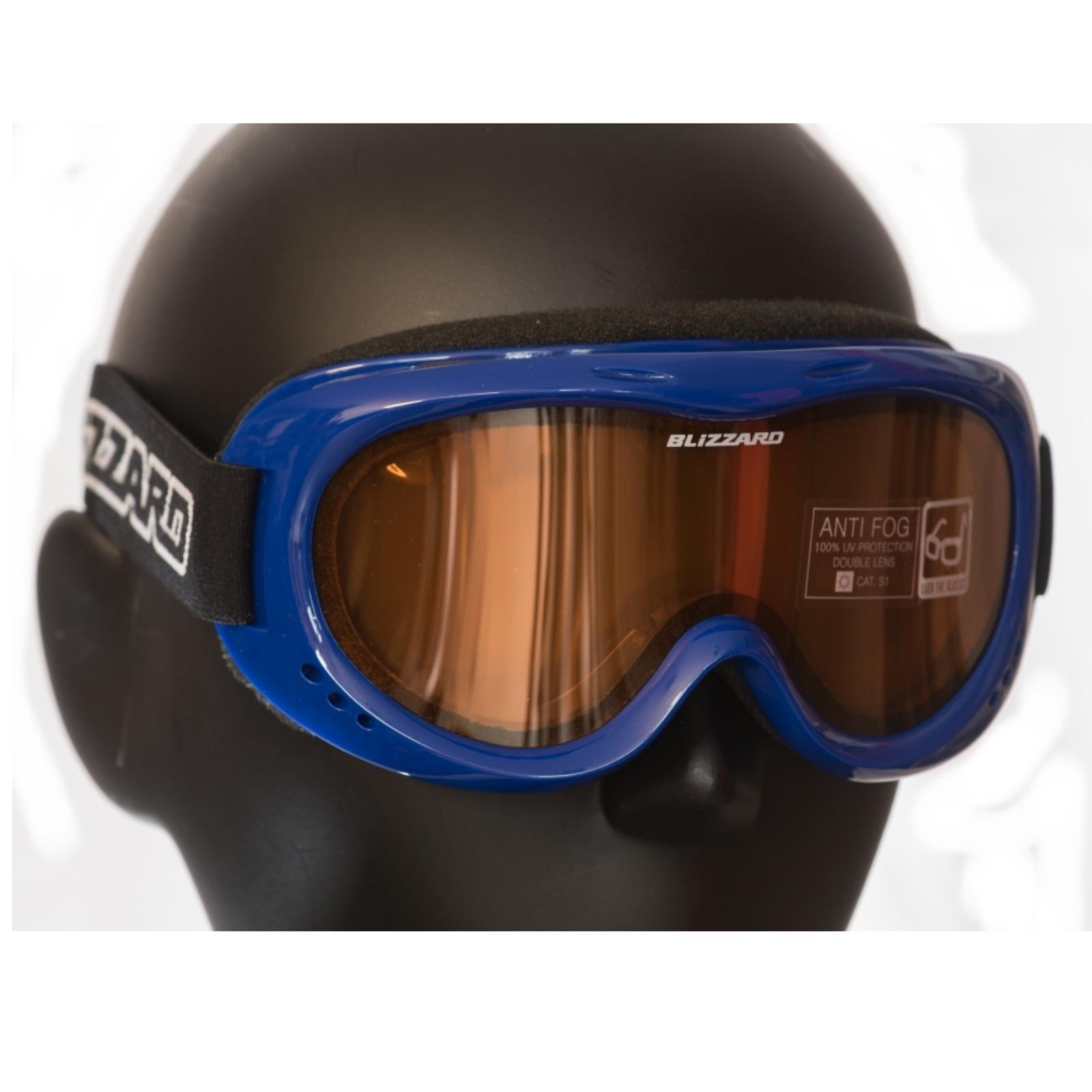 Lyžařské brýle BLIZZARD 907 DAO - junior - modré