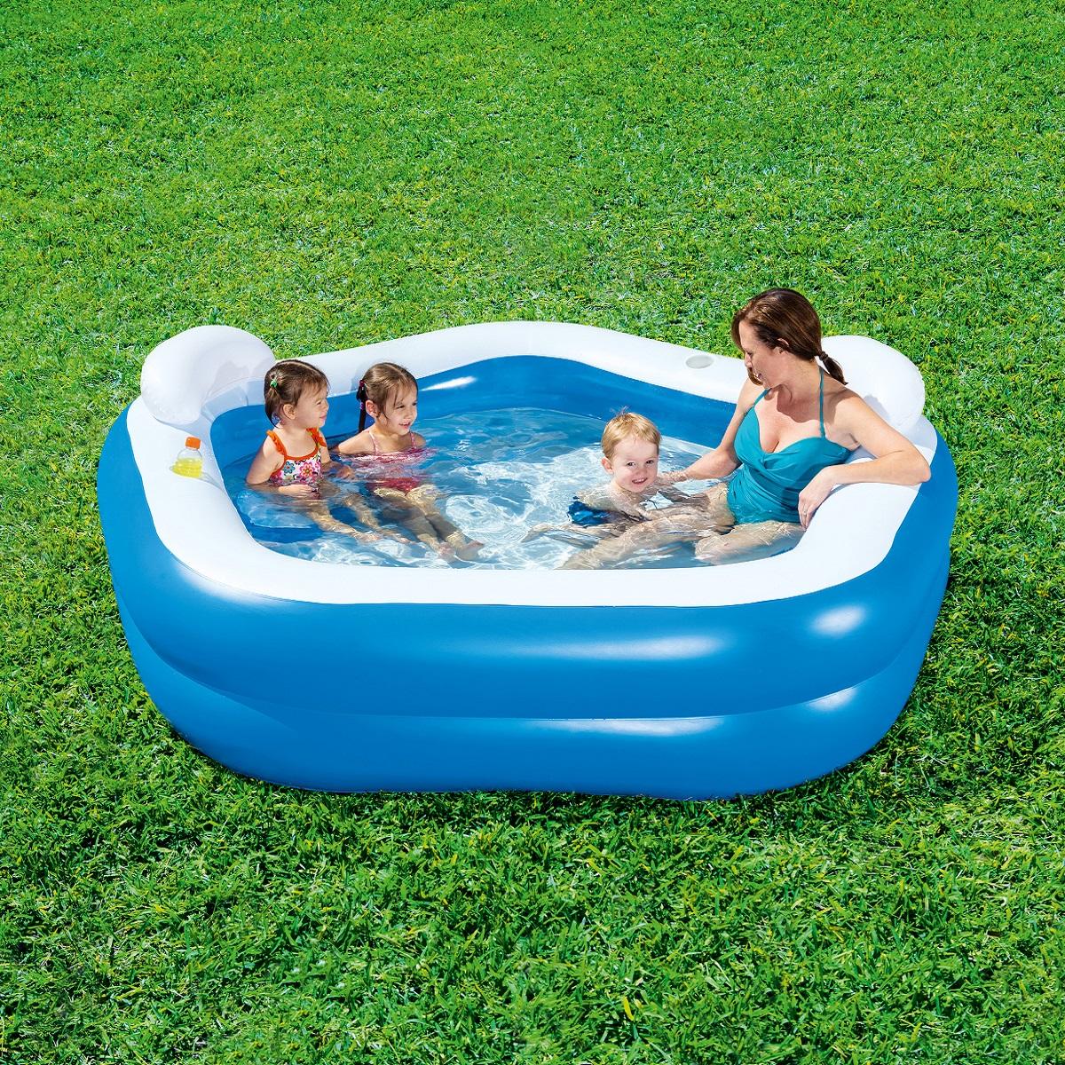 Nafukovací bazén BESTWAY Family Fun