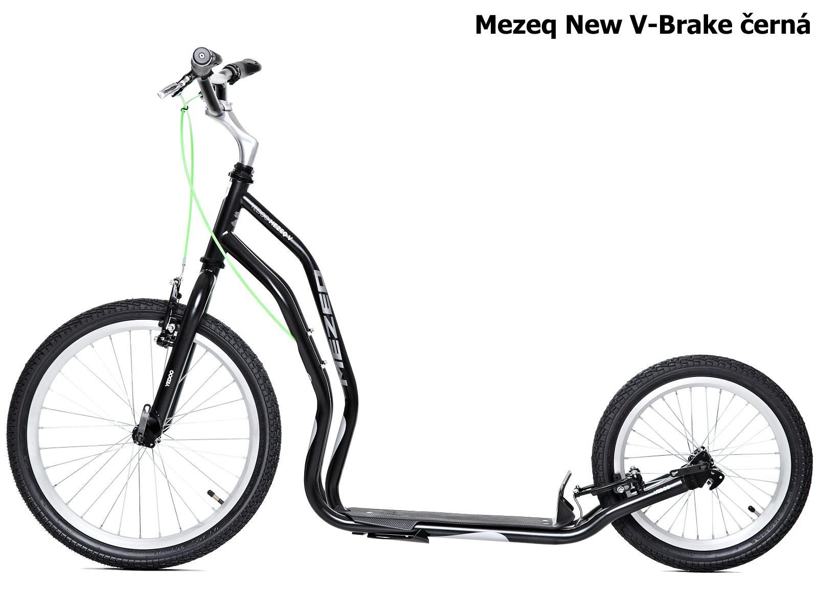 Koloběžka YEDOO Mezeq New V-Brake 20-16 černá