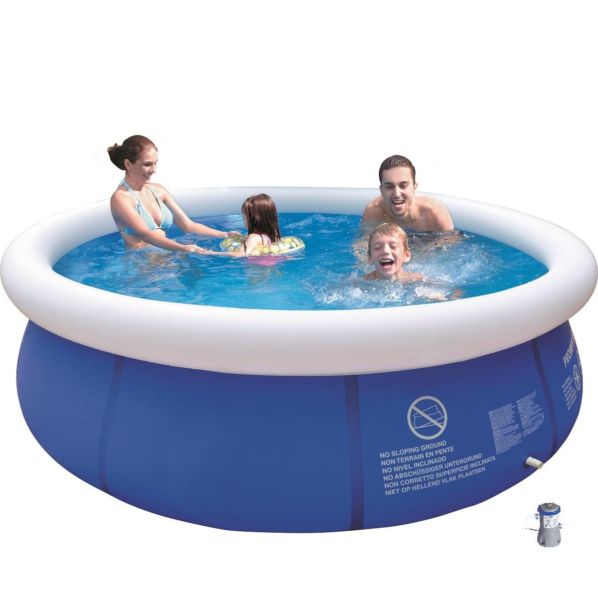 Bazén Prompt Pool 300 x 76 cm set s kartušovou filtrací