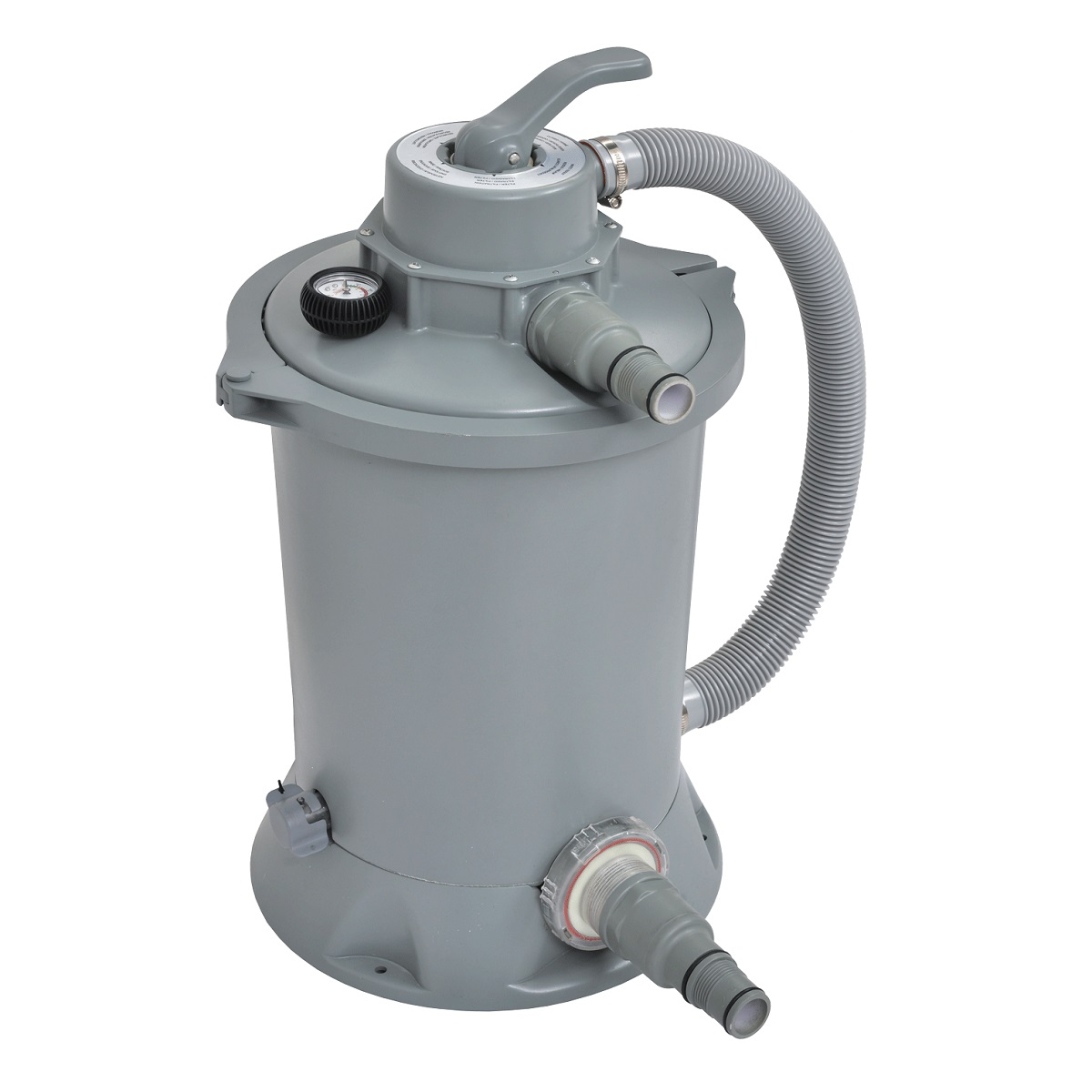 Písková filtrace s průtokem 3.028 l/h