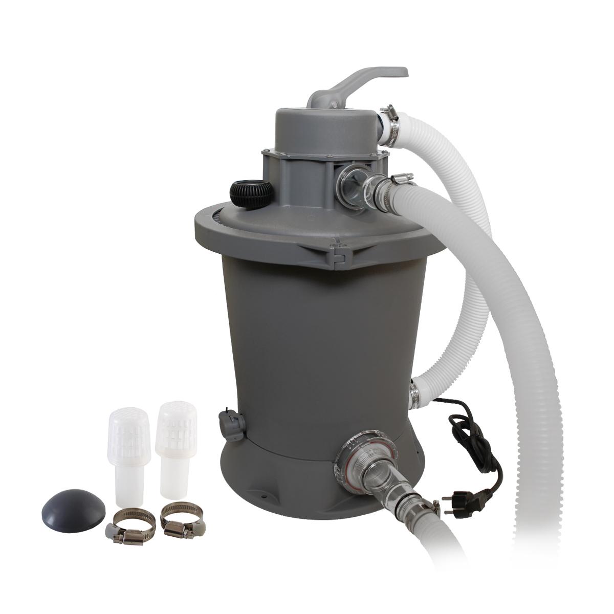 Písková filtrace Standard s průtokem 3.028 l/h