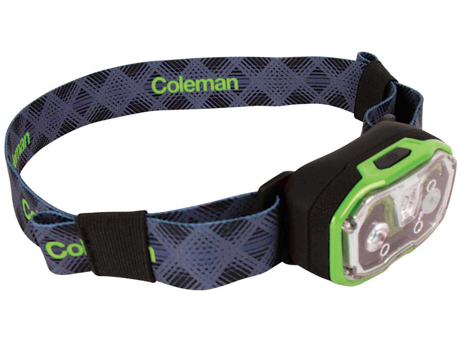Čelovka COLEMAN Rechargeable CXS+ 300 LED