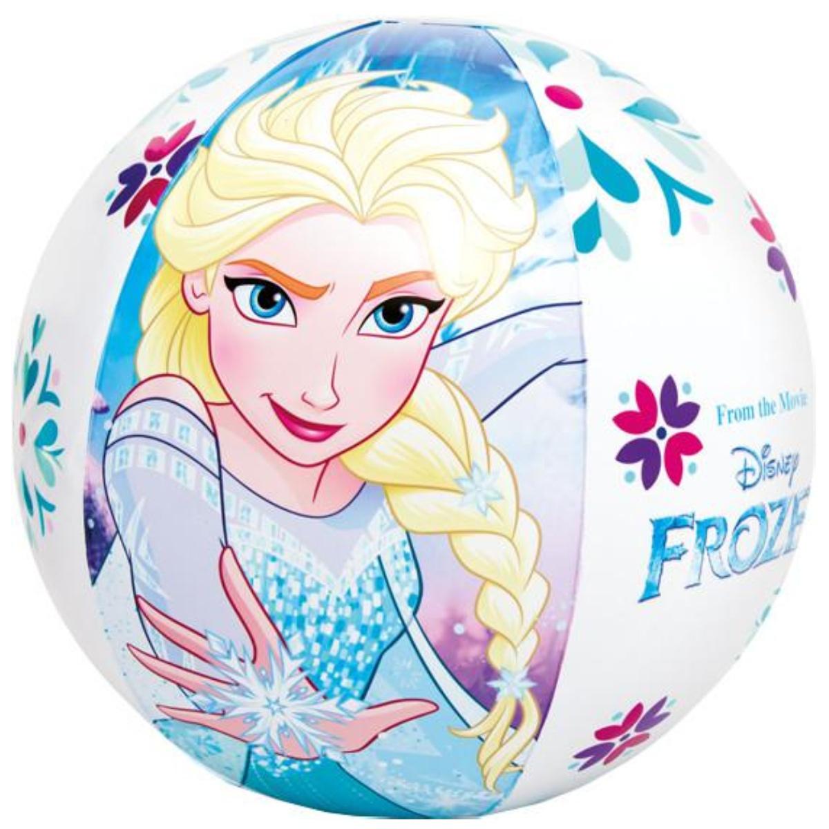 Nafukovací plážový míč INTEX - Frozen 51 cm