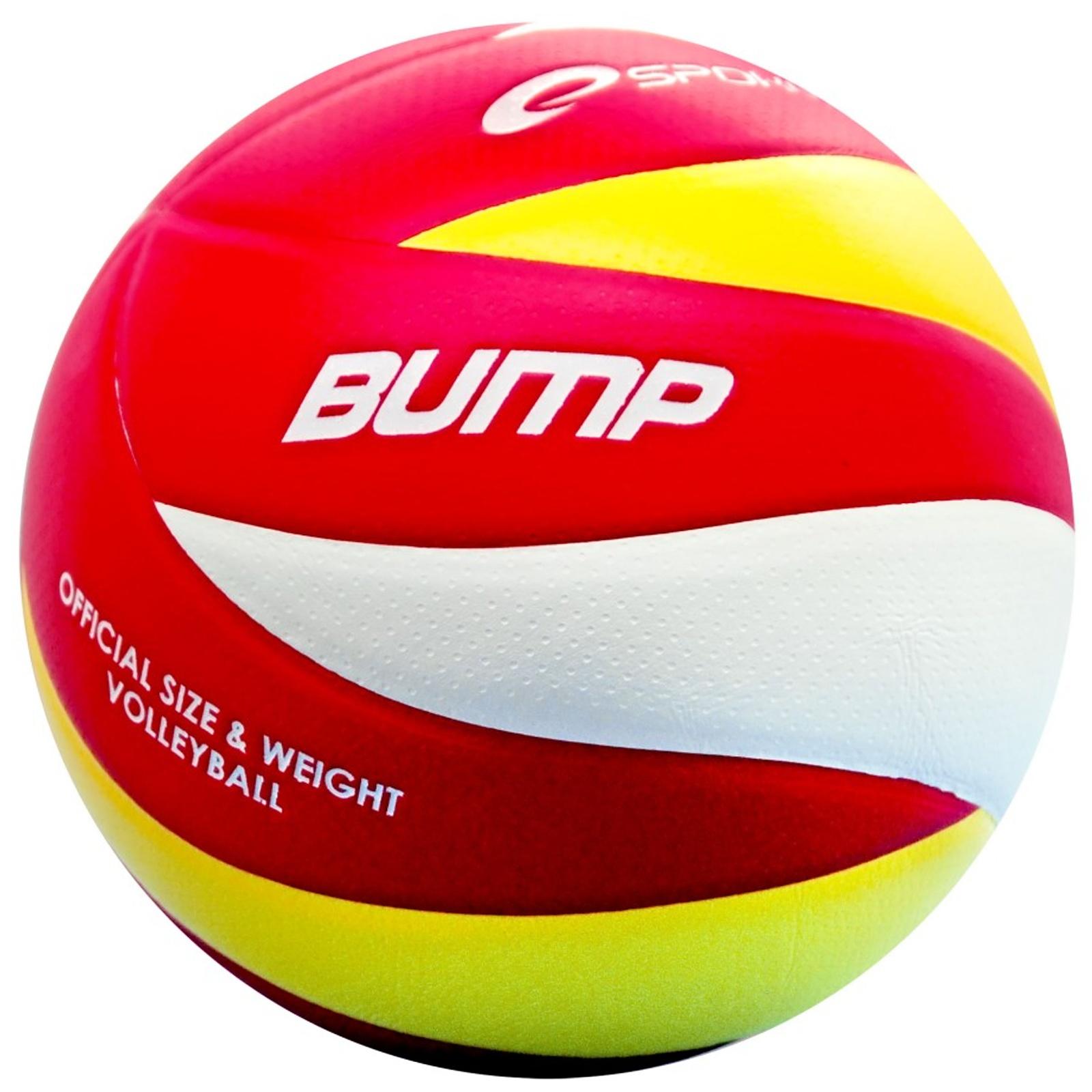 Volejbalový míč SPOKEY Bump II - červený