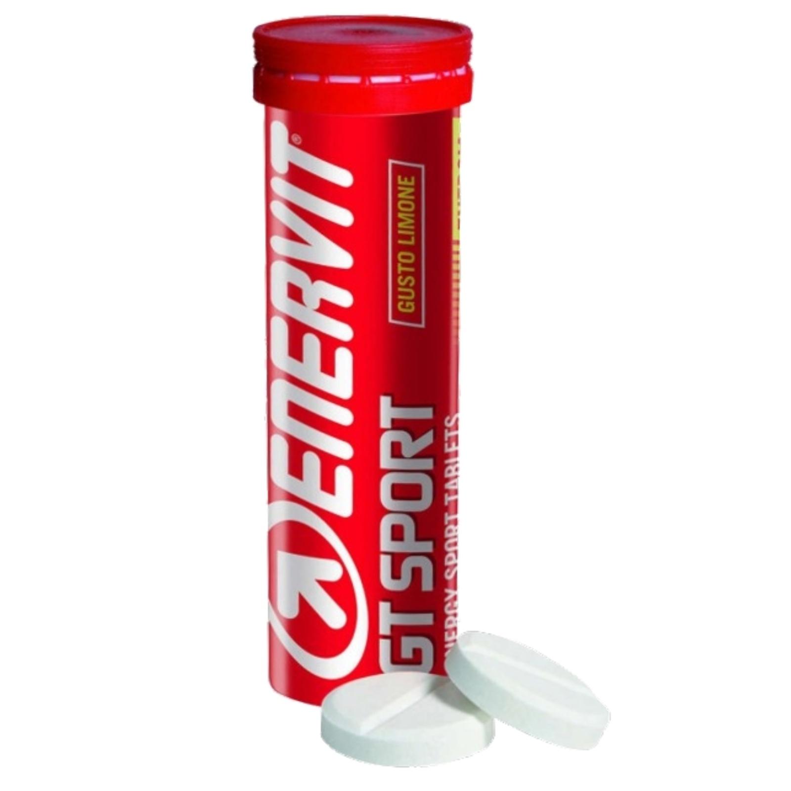 Energetické tablety ENERVIT GT 12 ks