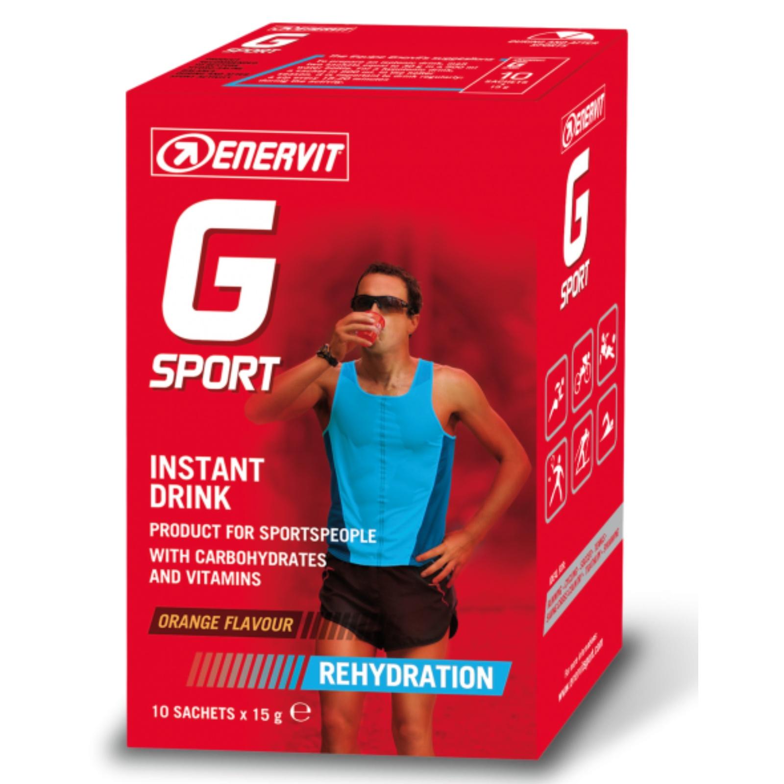 Energetický nápoj ENERVIT G Sport v sáčku