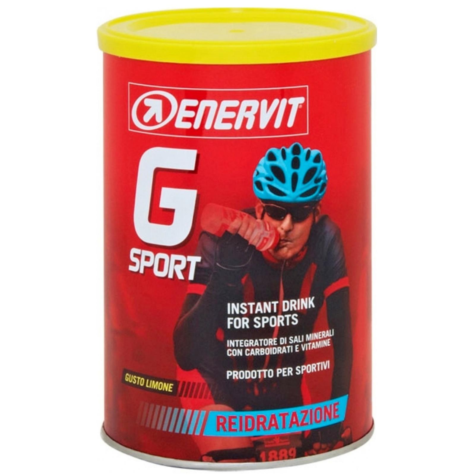 Energetický nápoj ENERVIT G Sport v tubě - citron