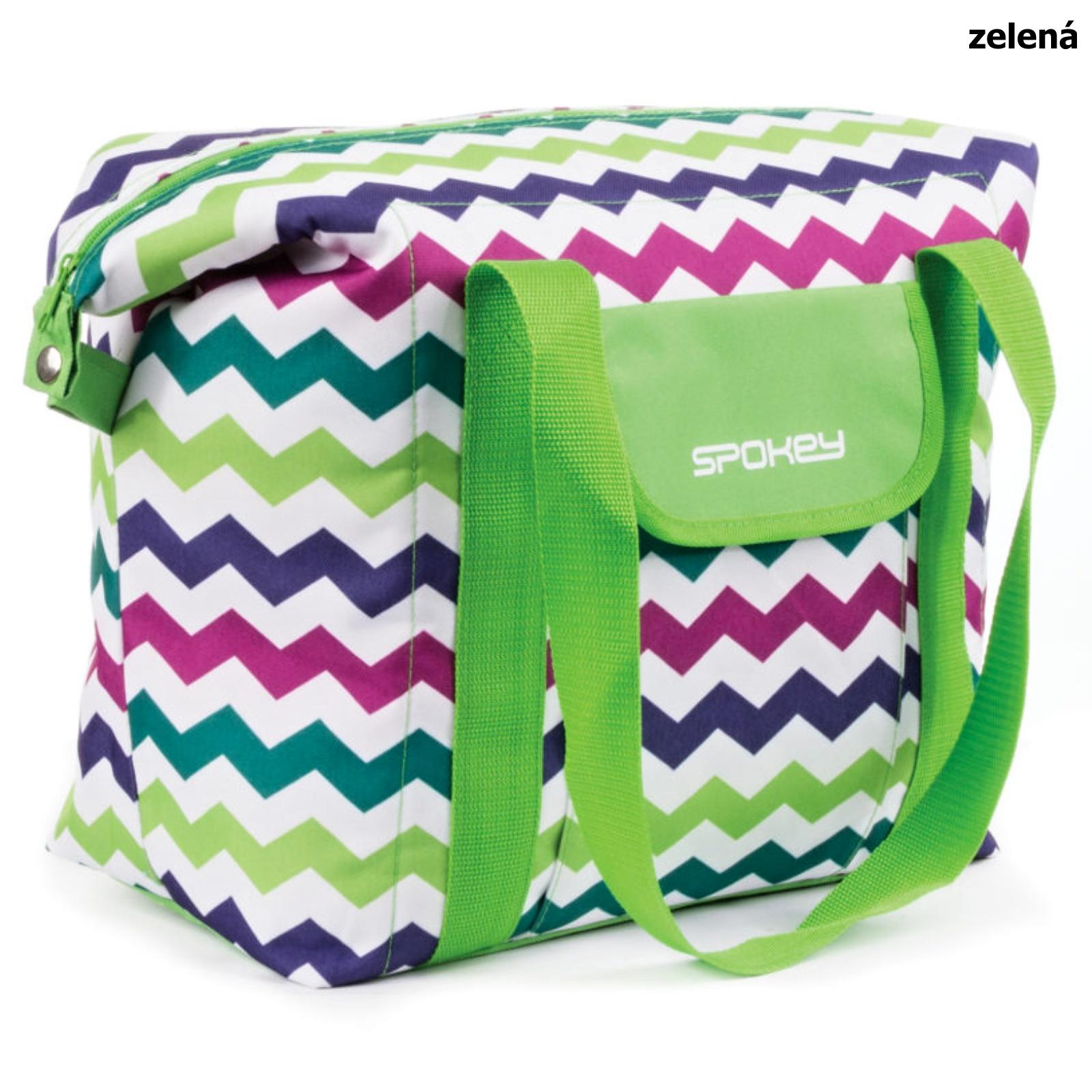 Plážová termo taška SPOKEY San Remo - zelená