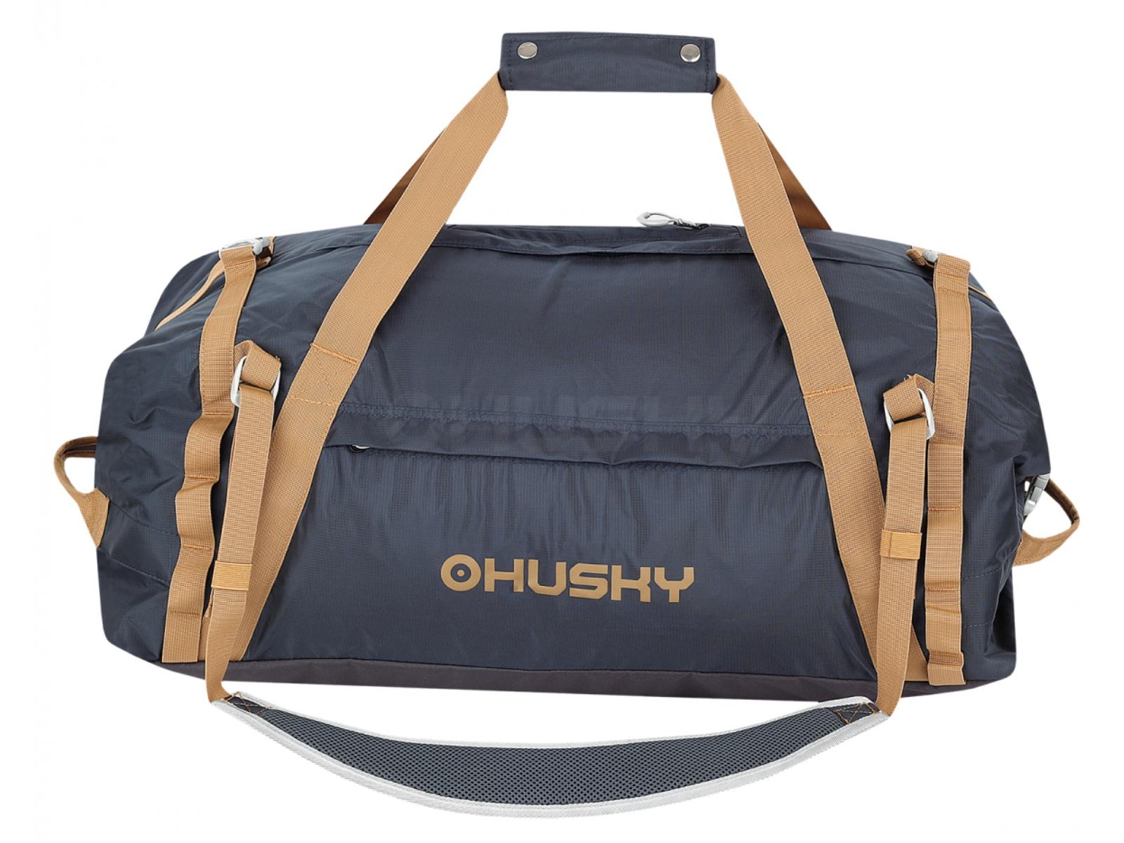 Sportovní taška HUSKY Goody 80 l - modrá