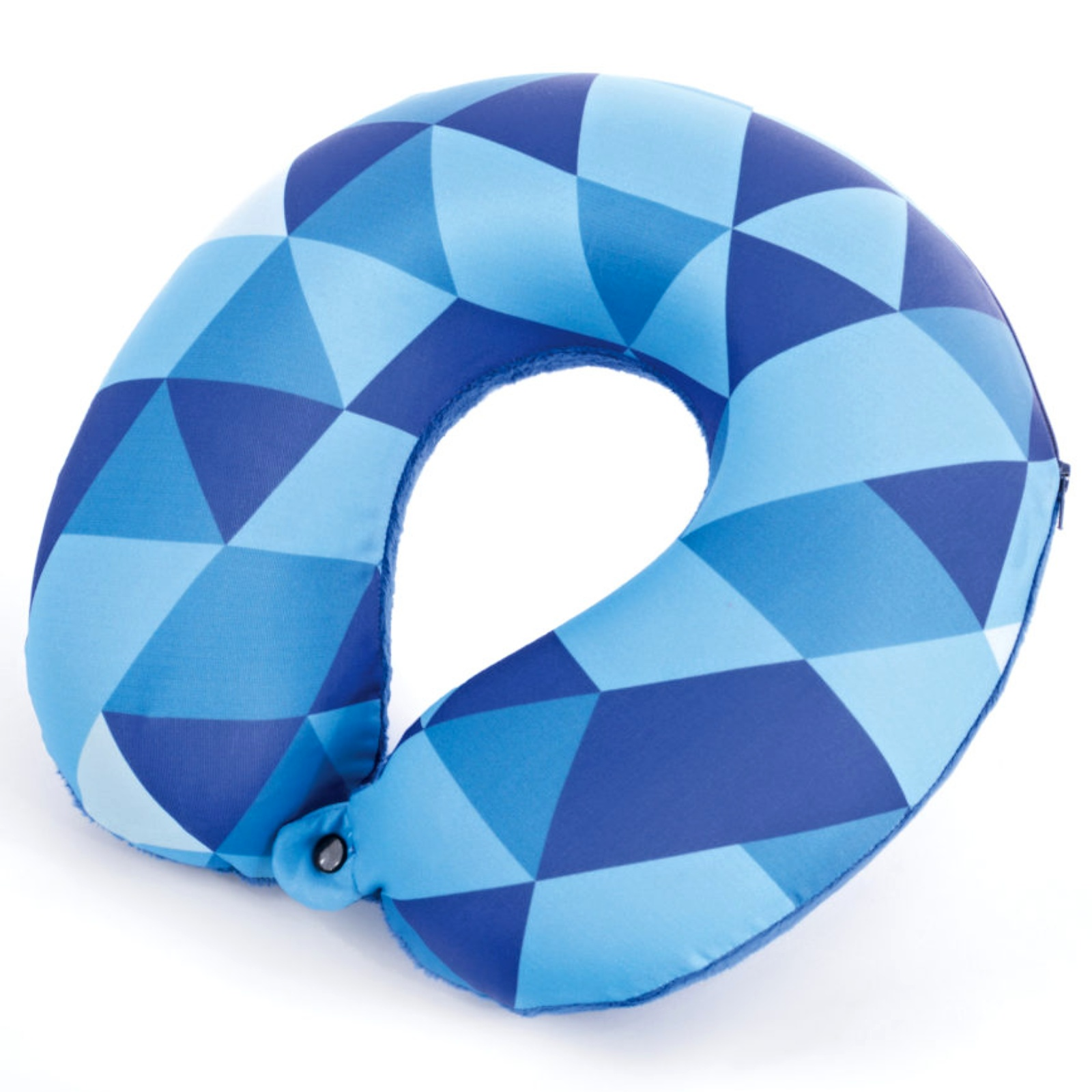 Cestovní polštářek SPOKEY Ambient modrý