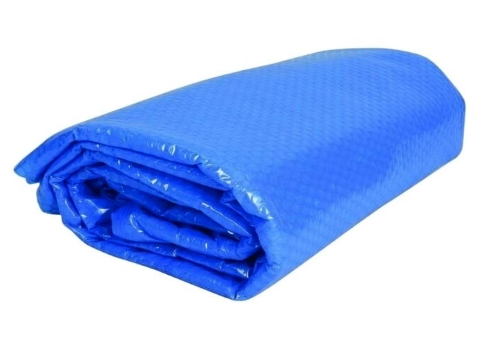 Solární plachta k bazénům MARIMEX Tampa 244 cm - modrá